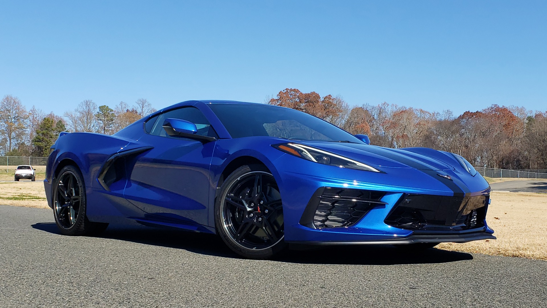 Used 2020 Chevrolet C8 CORVETTE STINGRAY 2LT COUPE / NAV / HUD / BOSE / GT2 SEATS / FRONT LIFT / REARVIEW for sale Sold at Formula Imports in Charlotte NC 28227 2