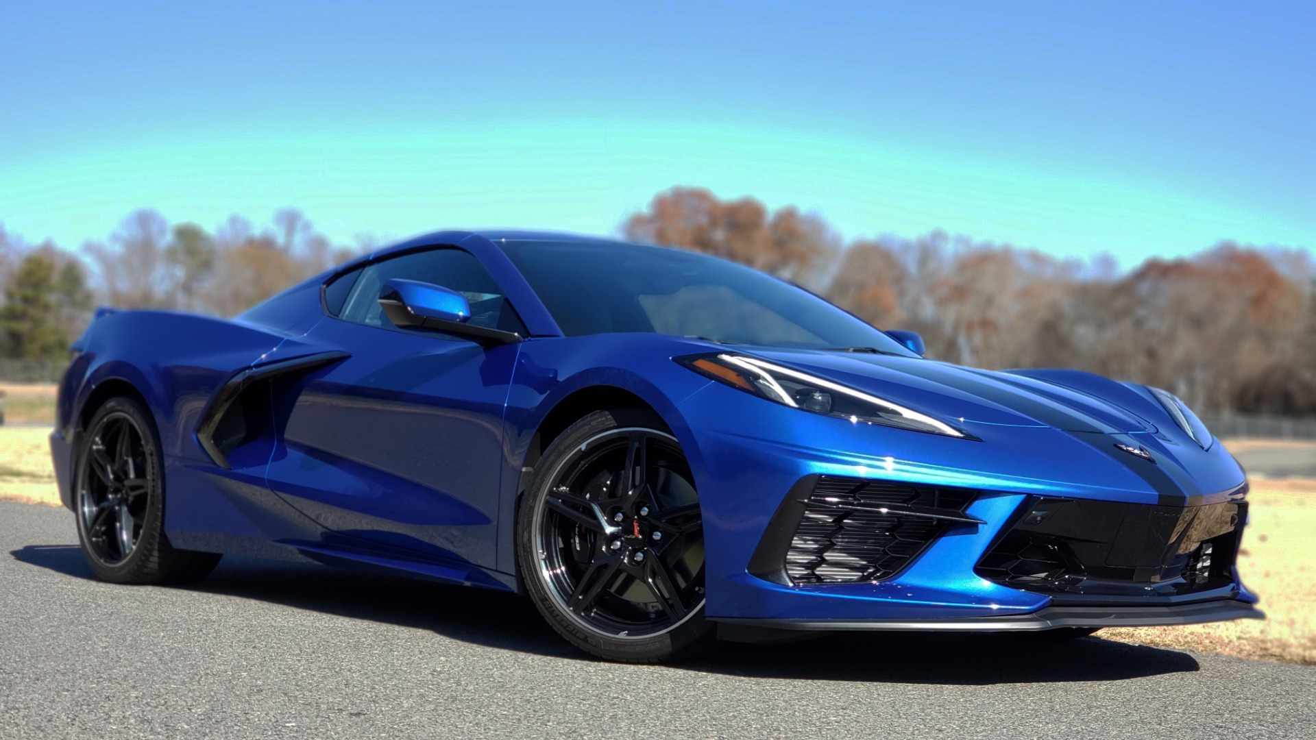 Used 2020 Chevrolet C8 CORVETTE STINGRAY 2LT COUPE / NAV / HUD / BOSE / GT2 SEATS / FRONT LIFT / REARVIEW for sale Sold at Formula Imports in Charlotte NC 28227 3