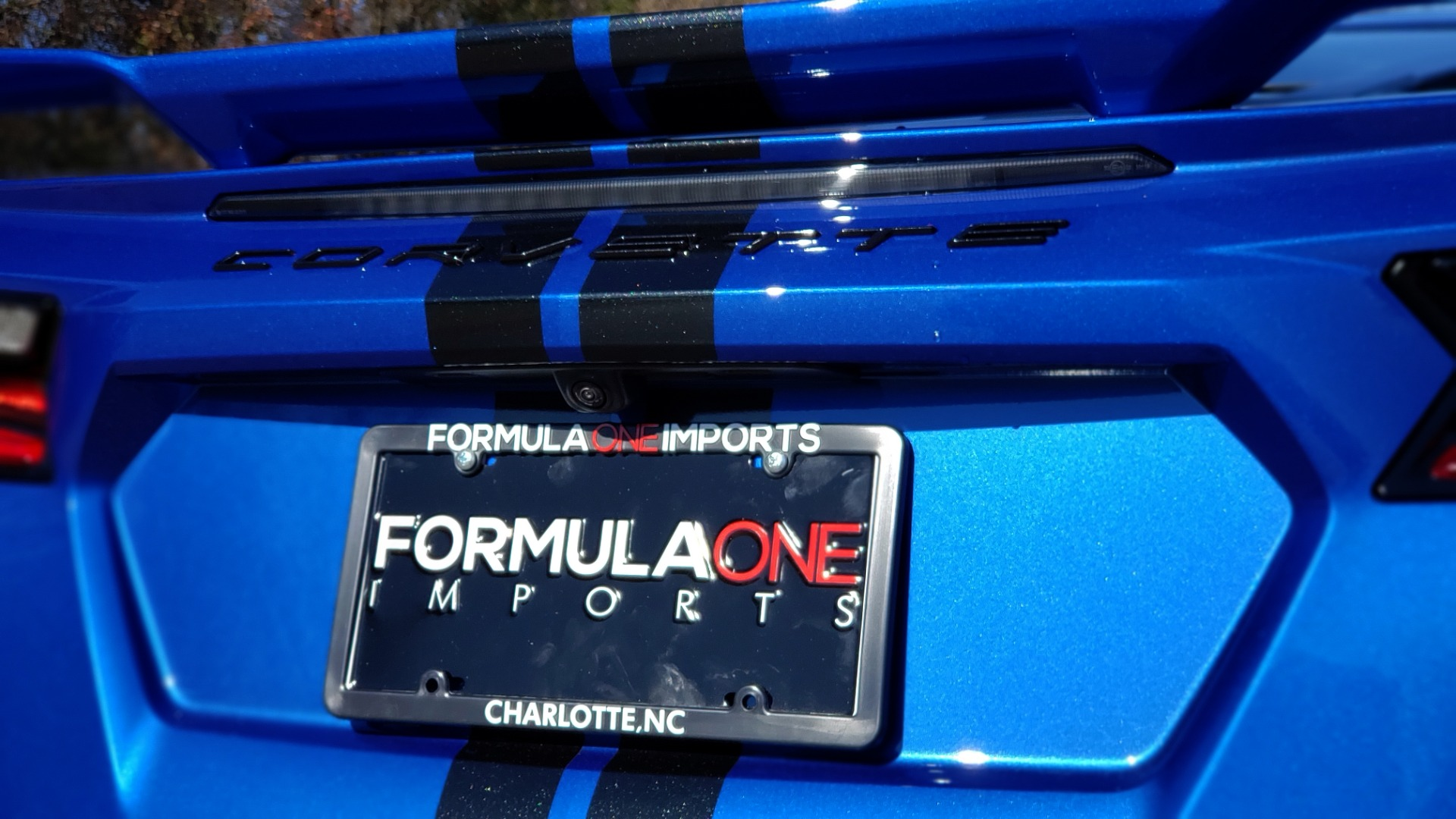 Used 2020 Chevrolet C8 CORVETTE STINGRAY 2LT COUPE / NAV / HUD / BOSE / GT2 SEATS / FRONT LIFT / REARVIEW for sale Sold at Formula Imports in Charlotte NC 28227 30