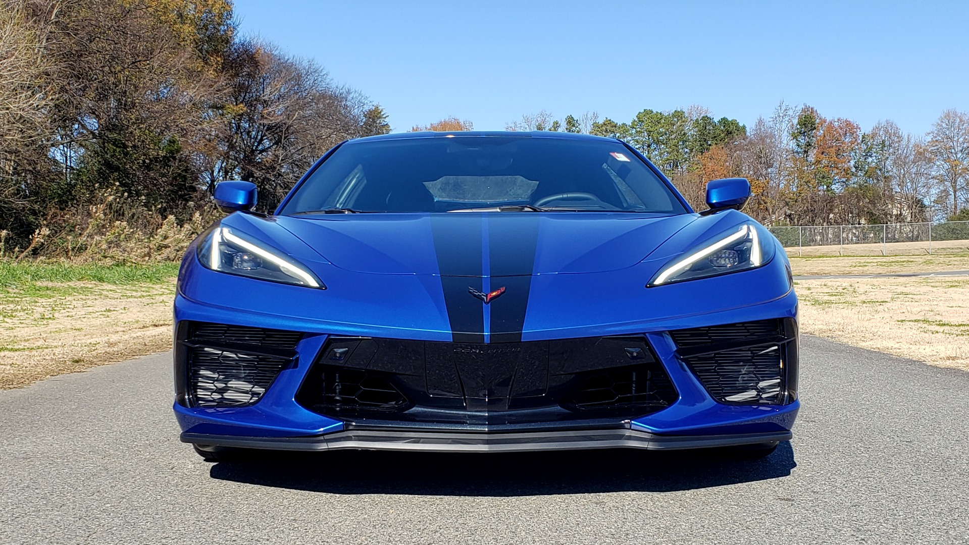 Used 2020 Chevrolet C8 CORVETTE STINGRAY 2LT COUPE / NAV / HUD / BOSE / GT2 SEATS / FRONT LIFT / REARVIEW for sale Sold at Formula Imports in Charlotte NC 28227 32