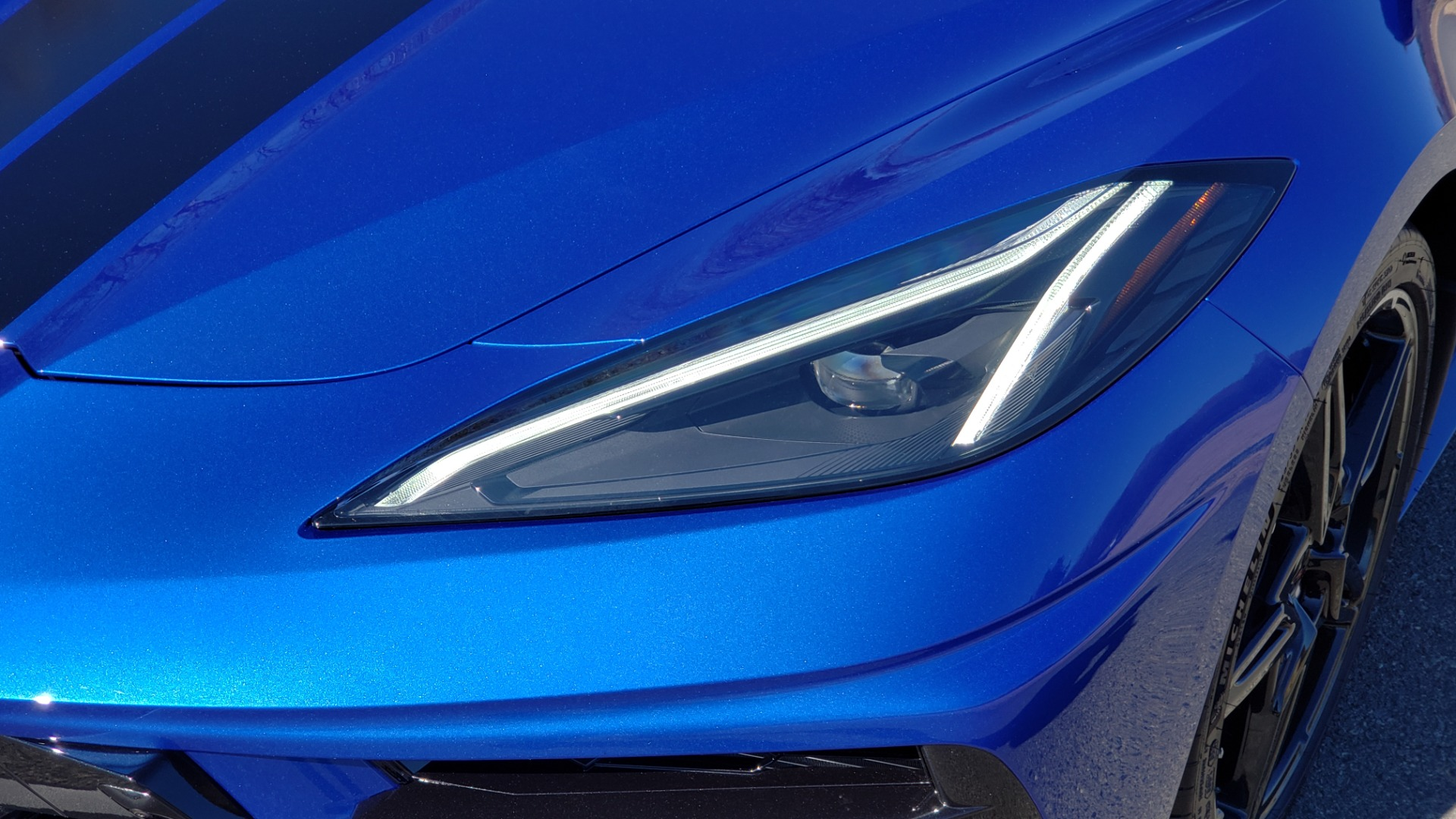 Used 2020 Chevrolet C8 CORVETTE STINGRAY 2LT COUPE / NAV / HUD / BOSE / GT2 SEATS / FRONT LIFT / REARVIEW for sale Sold at Formula Imports in Charlotte NC 28227 34
