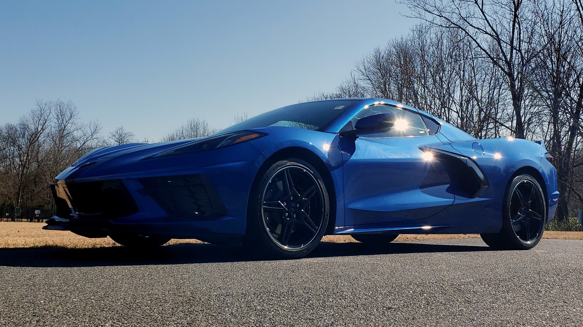 Used 2020 Chevrolet C8 CORVETTE STINGRAY 2LT COUPE / NAV / HUD / BOSE / GT2 SEATS / FRONT LIFT / REARVIEW for sale Sold at Formula Imports in Charlotte NC 28227 4