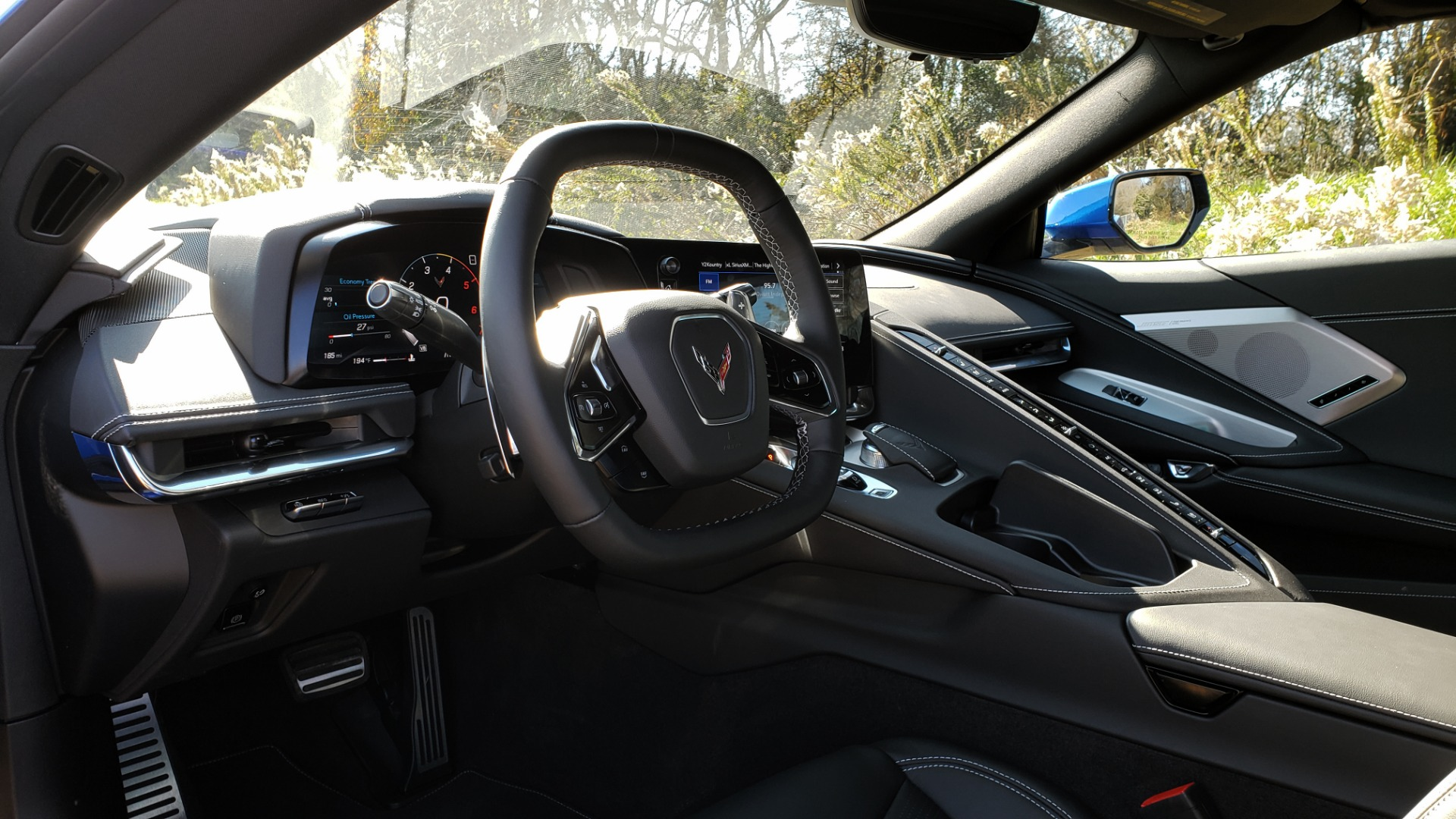 Used 2020 Chevrolet C8 CORVETTE STINGRAY 2LT COUPE / NAV / HUD / BOSE / GT2 SEATS / FRONT LIFT / REARVIEW for sale Sold at Formula Imports in Charlotte NC 28227 61