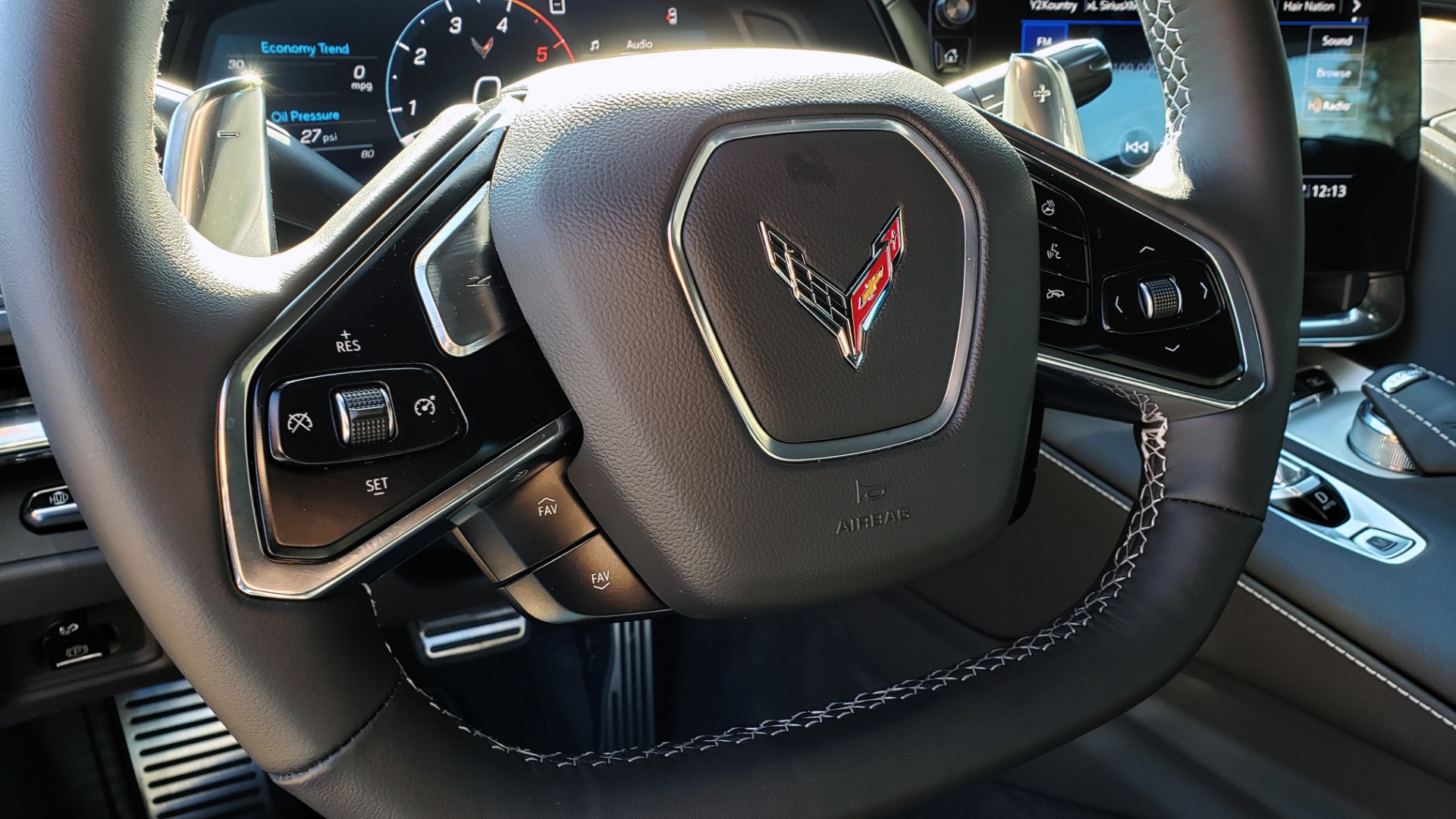 Used 2020 Chevrolet C8 CORVETTE STINGRAY 2LT COUPE / NAV / HUD / BOSE / GT2 SEATS / FRONT LIFT / REARVIEW for sale Sold at Formula Imports in Charlotte NC 28227 62