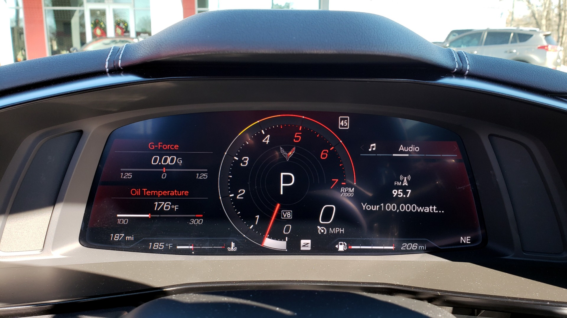 Used 2020 Chevrolet C8 CORVETTE STINGRAY 2LT COUPE / NAV / HUD / BOSE / GT2 SEATS / FRONT LIFT / REARVIEW for sale Sold at Formula Imports in Charlotte NC 28227 66
