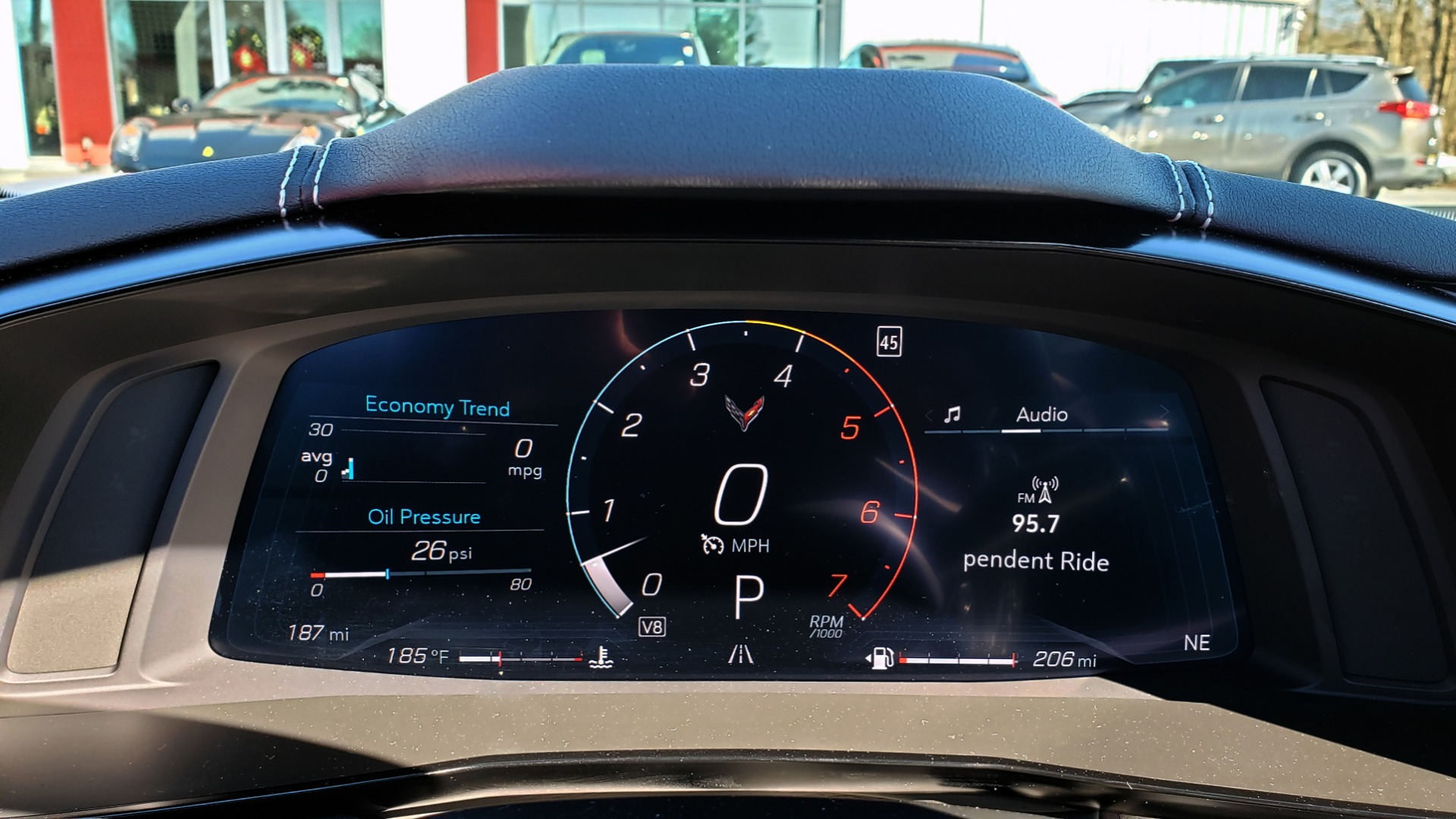 Used 2020 Chevrolet C8 CORVETTE STINGRAY 2LT COUPE / NAV / HUD / BOSE / GT2 SEATS / FRONT LIFT / REARVIEW for sale Sold at Formula Imports in Charlotte NC 28227 67