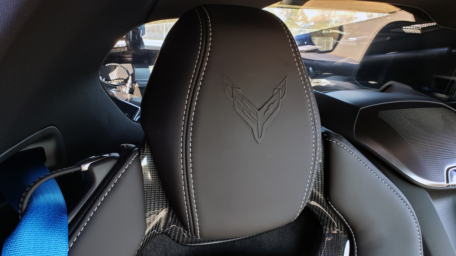 Used 2020 Chevrolet C8 CORVETTE STINGRAY 2LT COUPE / NAV / HUD / BOSE / GT2 SEATS / FRONT LIFT / REARVIEW for sale Sold at Formula Imports in Charlotte NC 28227 83