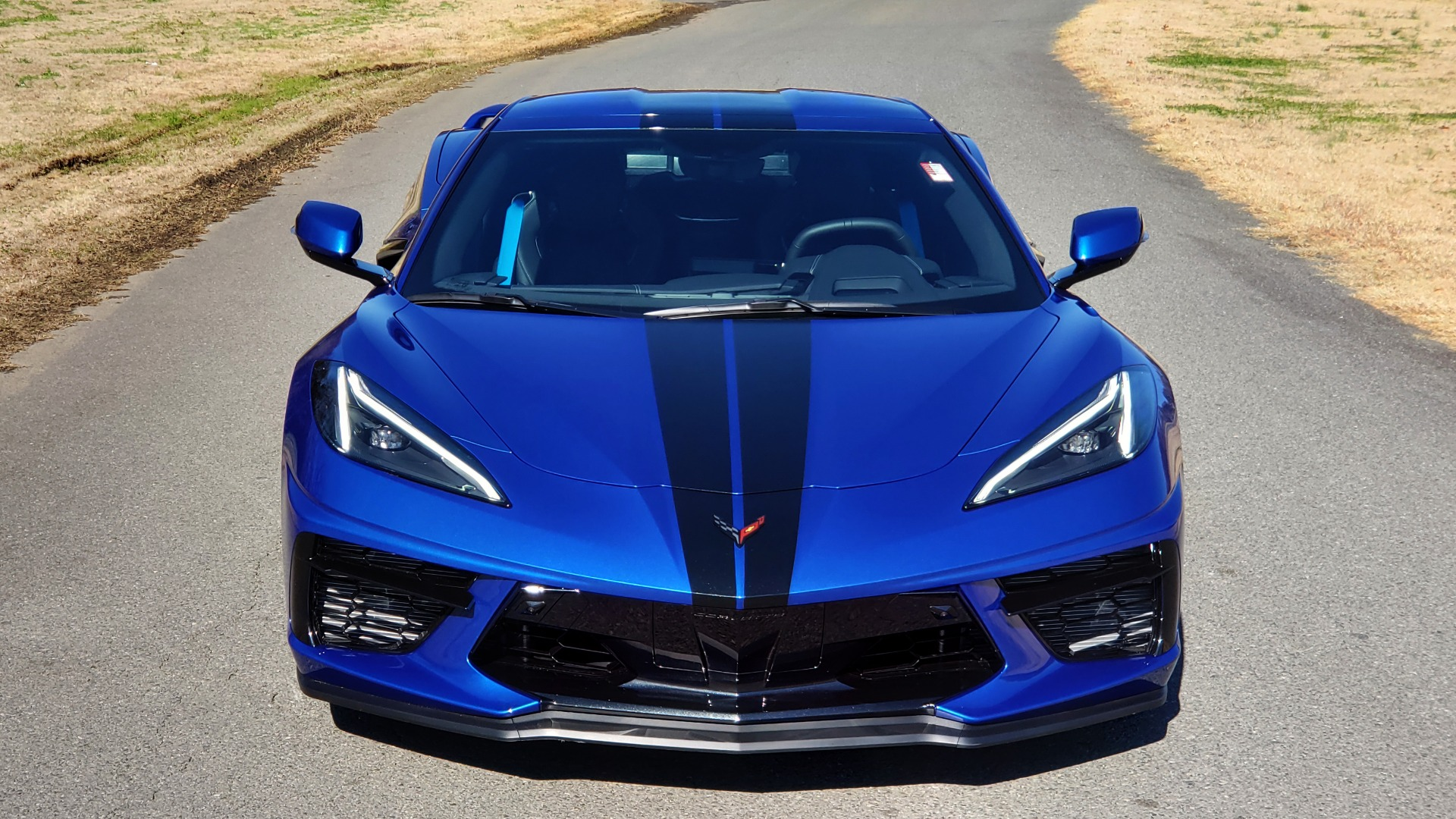 Used 2020 Chevrolet C8 CORVETTE STINGRAY 2LT COUPE / NAV / HUD / BOSE / GT2 SEATS / FRONT LIFT / REARVIEW for sale Sold at Formula Imports in Charlotte NC 28227 9