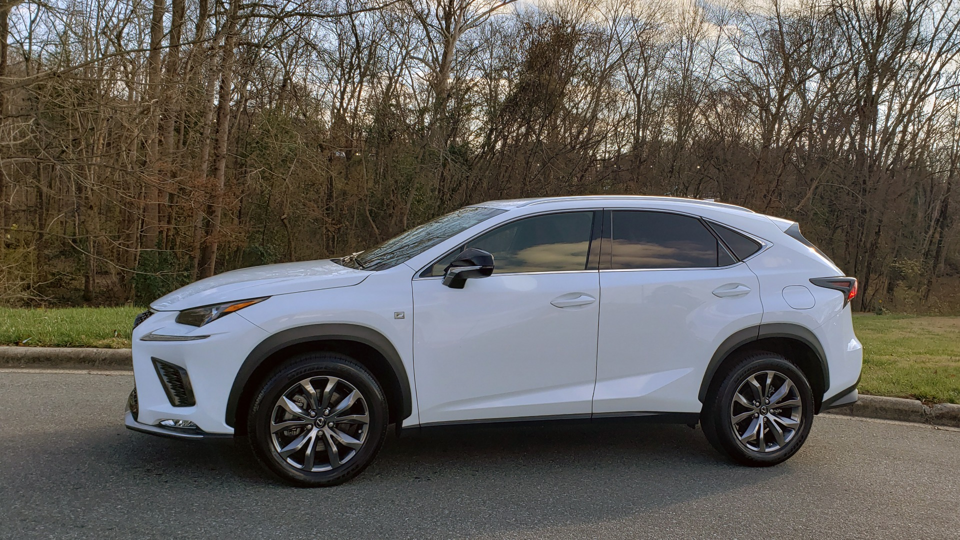 Used 2019 Lexus NX 300 F-SPORT / 2.0L TURBO / LEATHER / 18IN WHEELS / REARVIEW for sale $31,195 at Formula Imports in Charlotte NC 28227 2