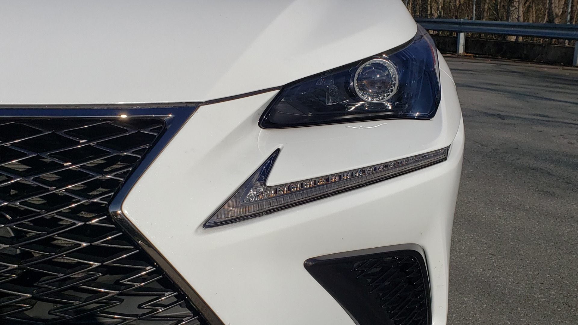 Used 2019 Lexus NX 300 F-SPORT / 2.0L TURBO / LEATHER / 18IN WHEELS / REARVIEW for sale $31,195 at Formula Imports in Charlotte NC 28227 27