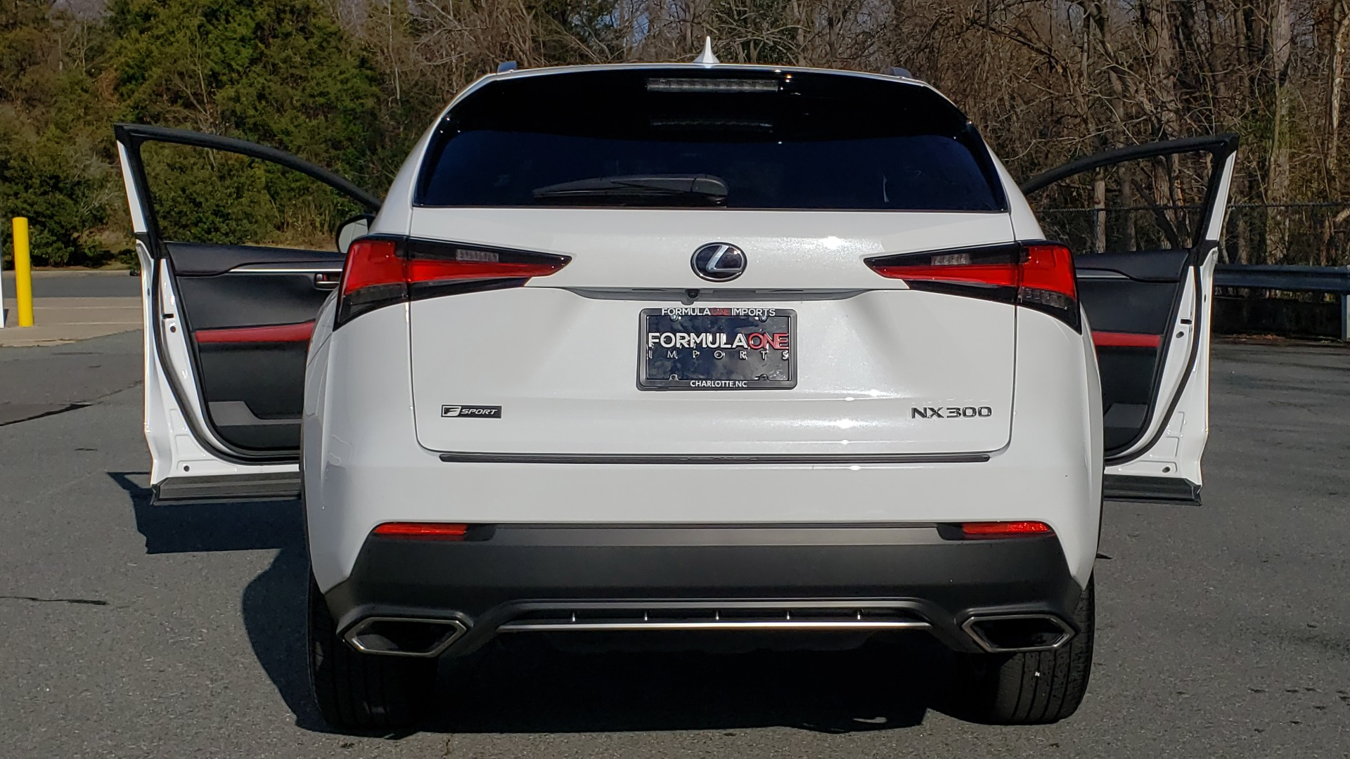 Used 2019 Lexus NX 300 F-SPORT / 2.0L TURBO / LEATHER / 18IN WHEELS / REARVIEW for sale Sold at Formula Imports in Charlotte NC 28227 31