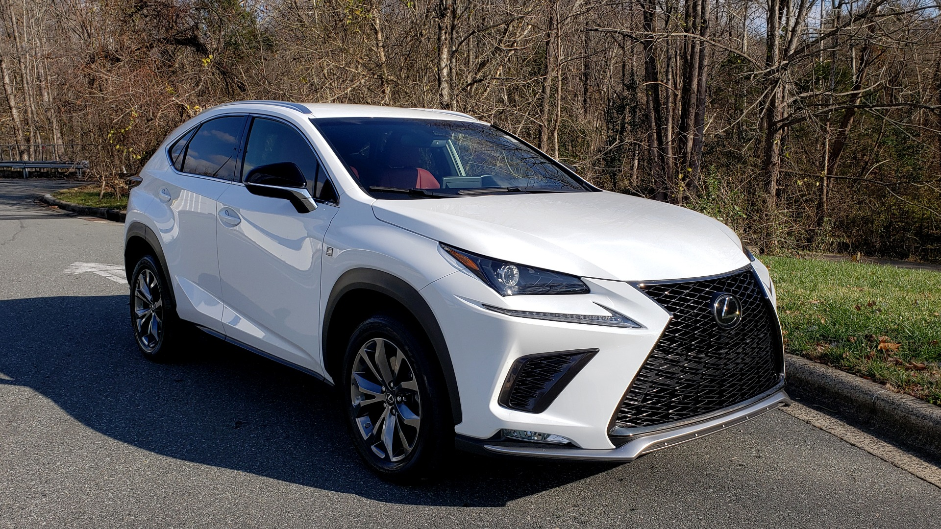 Used 2019 Lexus NX 300 F-SPORT / 2.0L TURBO / LEATHER / 18IN WHEELS / REARVIEW for sale Sold at Formula Imports in Charlotte NC 28227 4