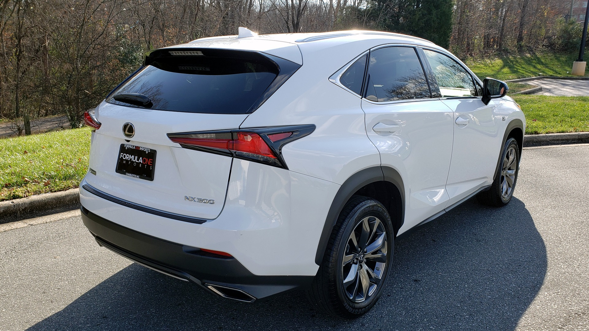 Used 2019 Lexus NX 300 F-SPORT / 2.0L TURBO / LEATHER / 18IN WHEELS / REARVIEW for sale Sold at Formula Imports in Charlotte NC 28227 6