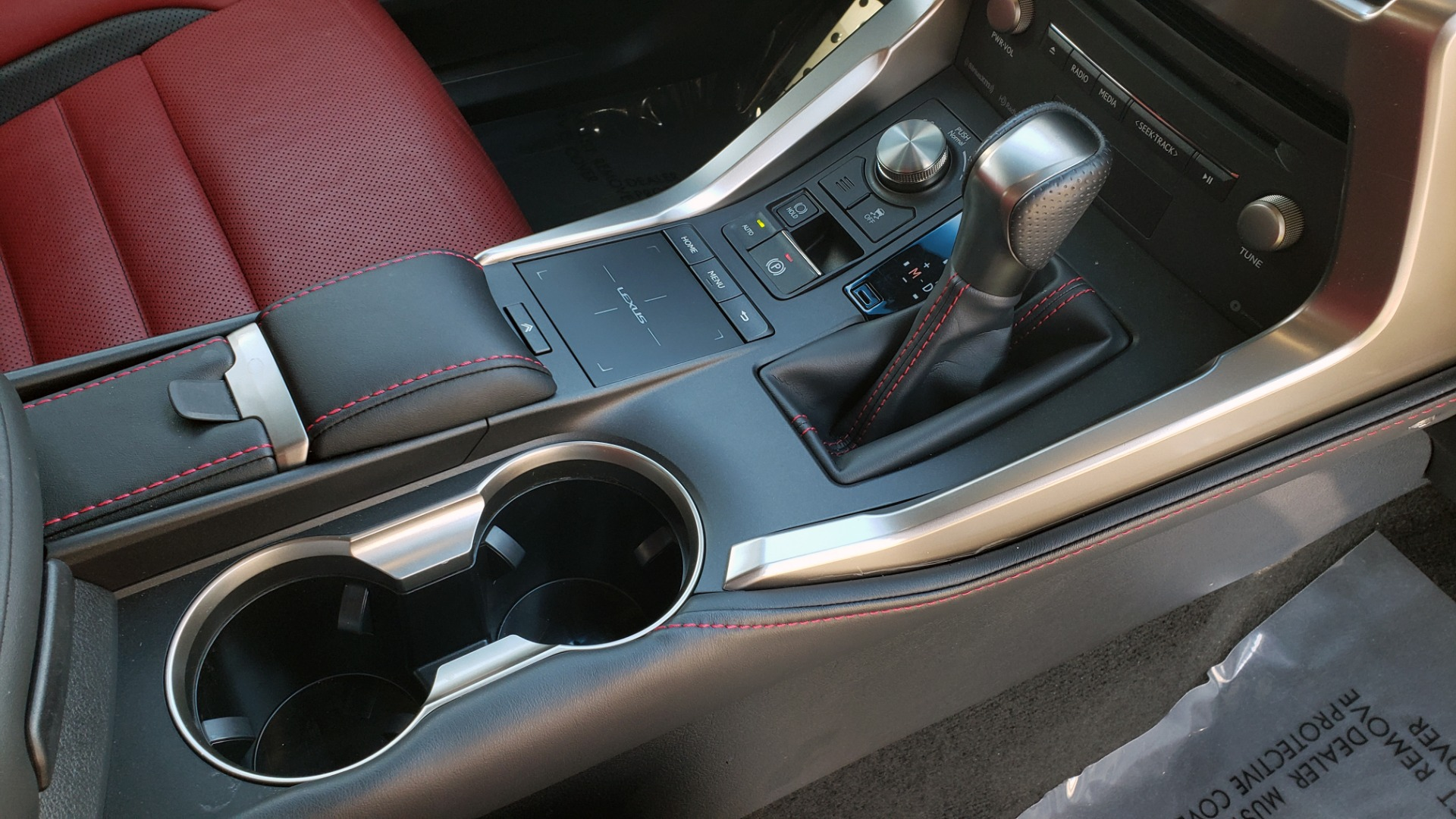 Used 2019 Lexus NX 300 F-SPORT / 2.0L TURBO / LEATHER / 18IN WHEELS / REARVIEW for sale $31,195 at Formula Imports in Charlotte NC 28227 73