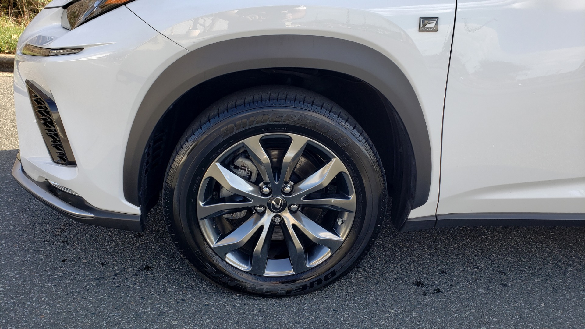 Used 2019 Lexus NX 300 F-SPORT / 2.0L TURBO / LEATHER / 18IN WHEELS / REARVIEW for sale Sold at Formula Imports in Charlotte NC 28227 82