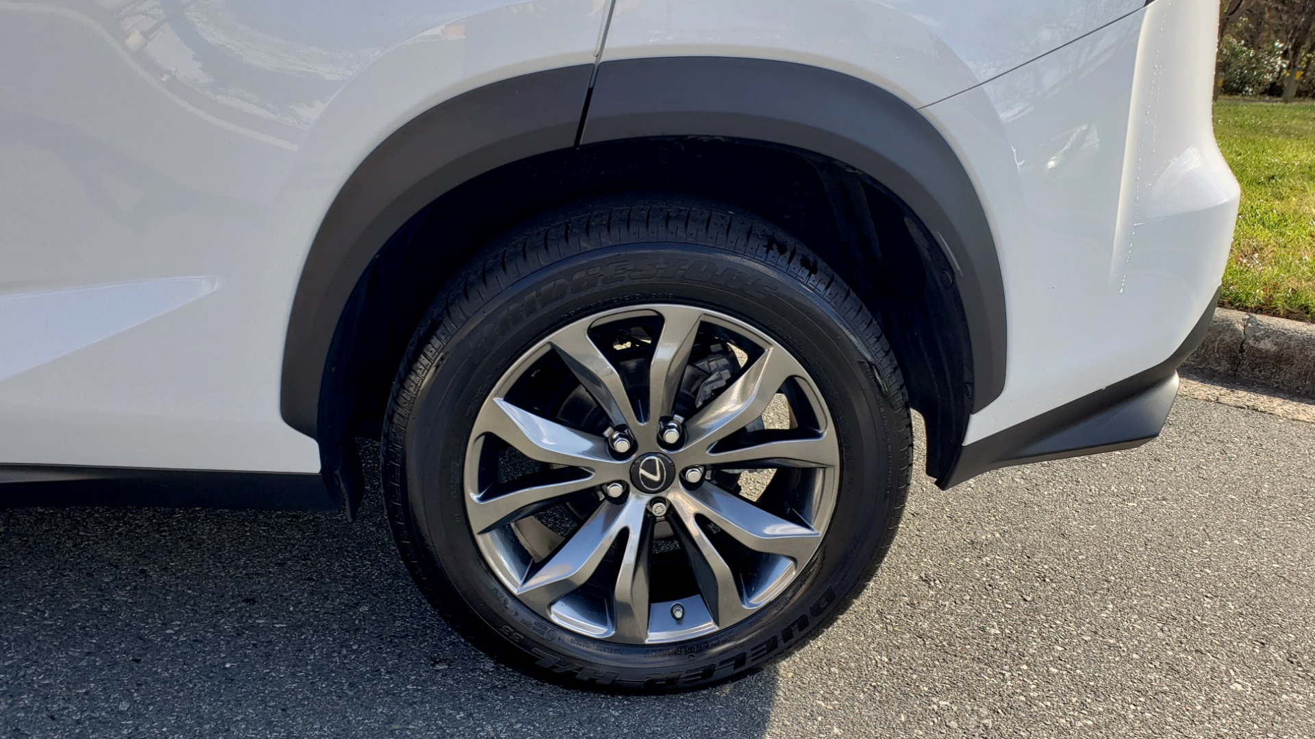 Used 2019 Lexus NX 300 F-SPORT / 2.0L TURBO / LEATHER / 18IN WHEELS / REARVIEW for sale Sold at Formula Imports in Charlotte NC 28227 83