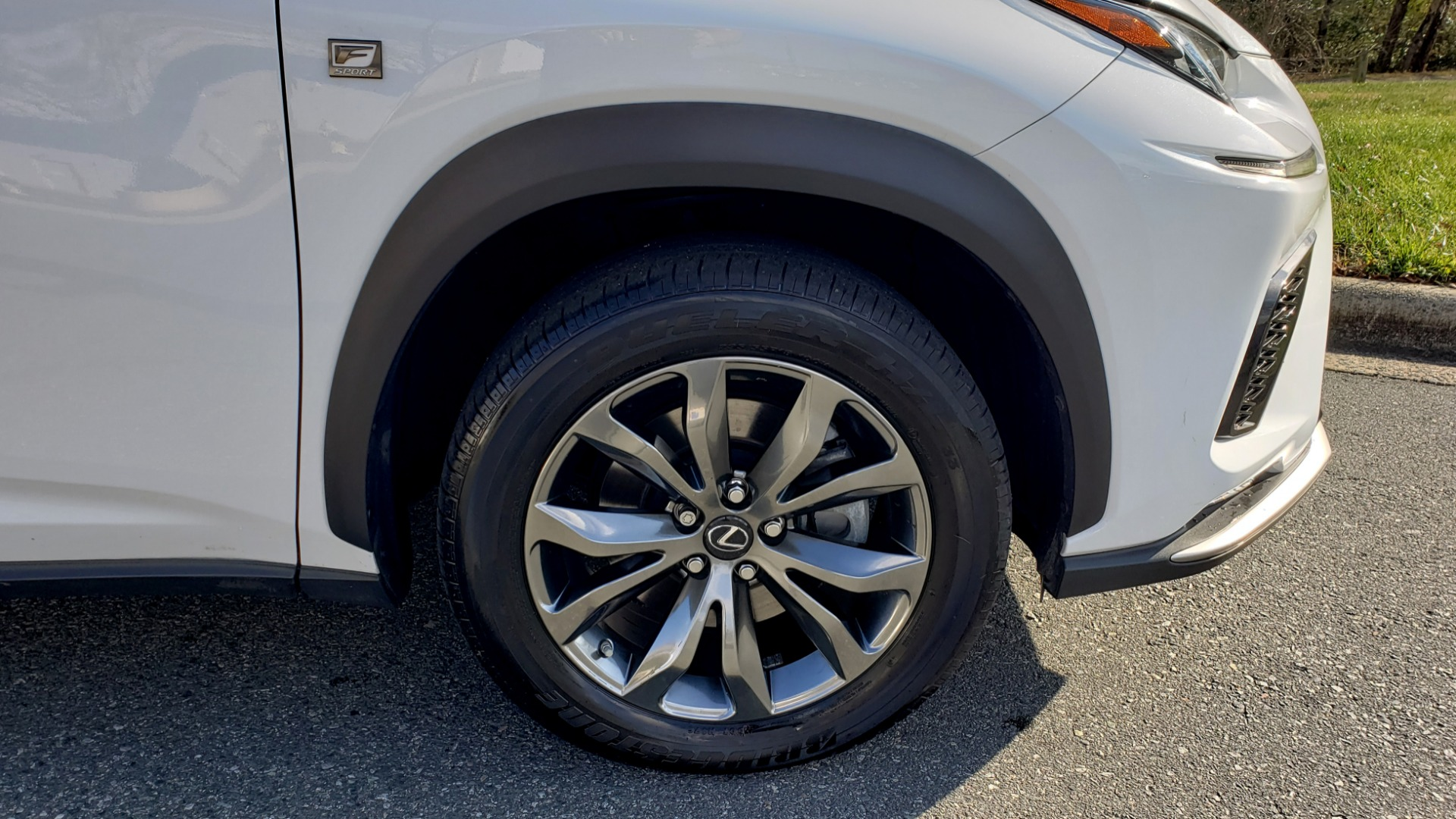 Used 2019 Lexus NX 300 F-SPORT / 2.0L TURBO / LEATHER / 18IN WHEELS / REARVIEW for sale $31,195 at Formula Imports in Charlotte NC 28227 85
