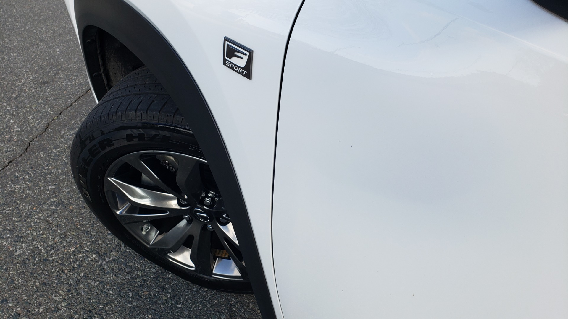 Used 2019 Lexus NX 300 F-SPORT / 2.0L TURBO / LEATHER / 18IN WHEELS / REARVIEW for sale Sold at Formula Imports in Charlotte NC 28227 90