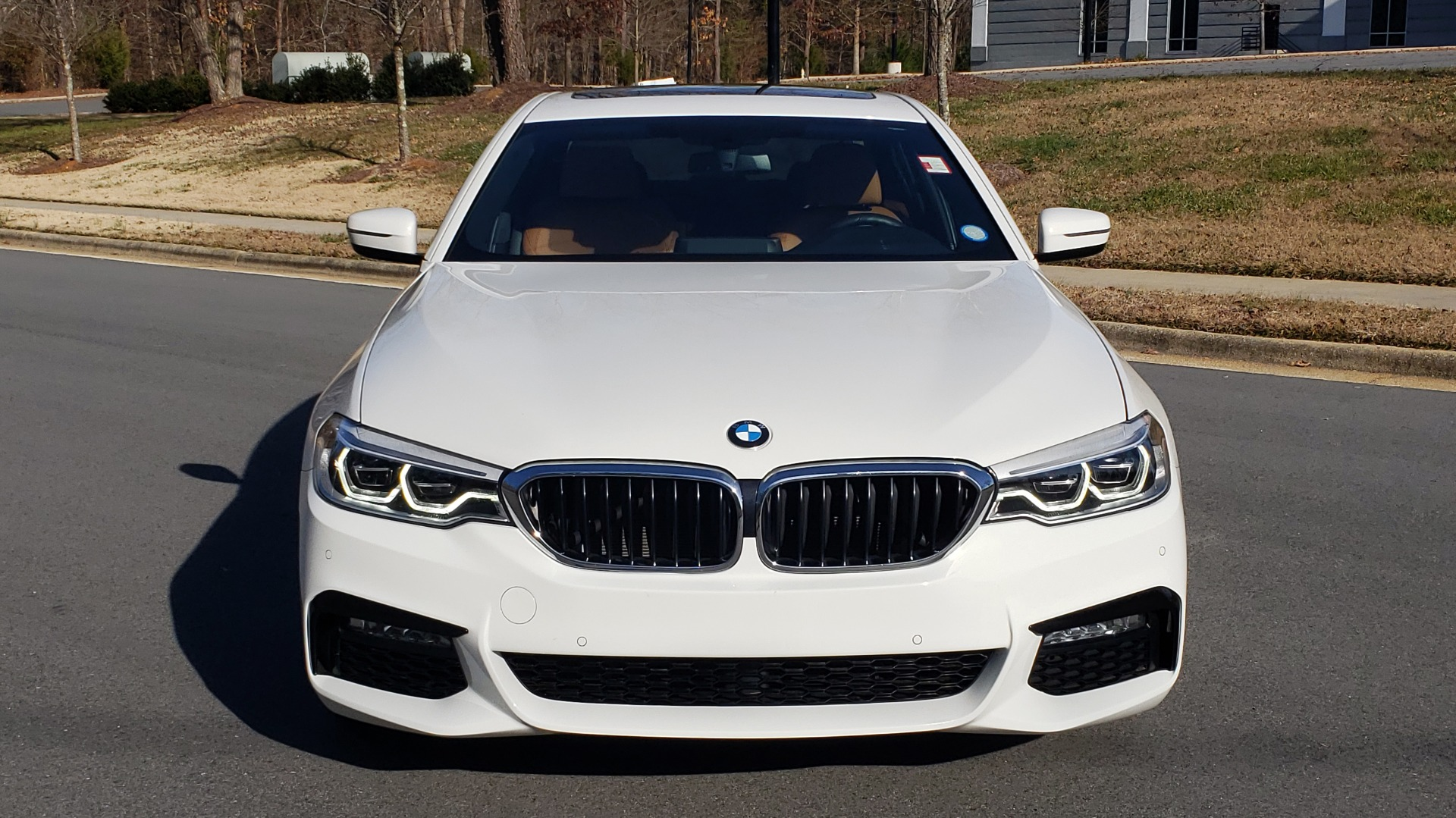Used 2017 BMW 5 SERIES 540I PREMIUM / M-SPORT / PDC / APPLE CAR PLAY / WIFI for sale Sold at Formula Imports in Charlotte NC 28227 23