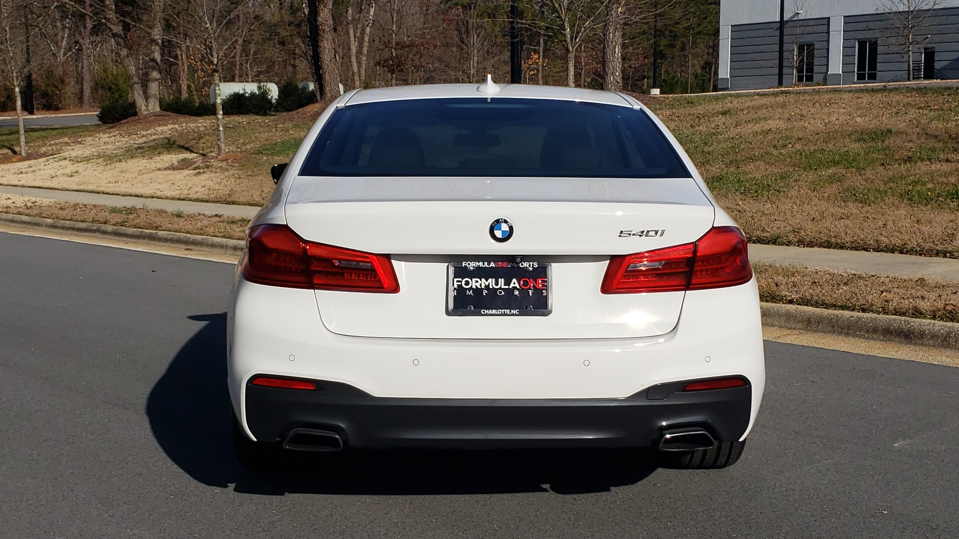 Used 2017 BMW 5 SERIES 540I PREMIUM / M-SPORT / PDC / APPLE CAR PLAY / WIFI for sale Sold at Formula Imports in Charlotte NC 28227 30