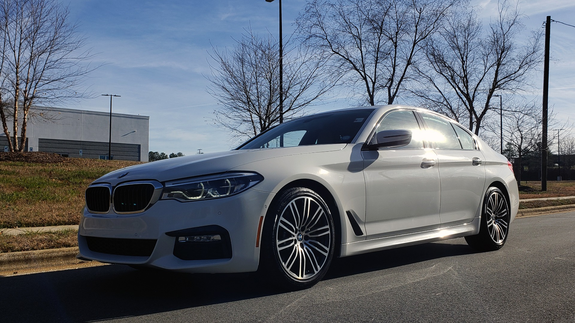 Used 2017 BMW 5 SERIES 540I PREMIUM / M-SPORT / PDC / APPLE CAR PLAY / WIFI for sale Sold at Formula Imports in Charlotte NC 28227 5