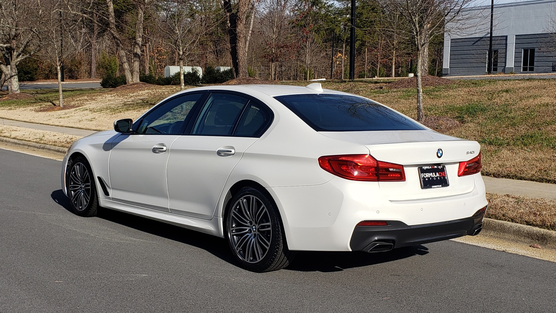Used 2017 BMW 5 SERIES 540I PREMIUM / M-SPORT / PDC / APPLE CAR PLAY / WIFI for sale Sold at Formula Imports in Charlotte NC 28227 8