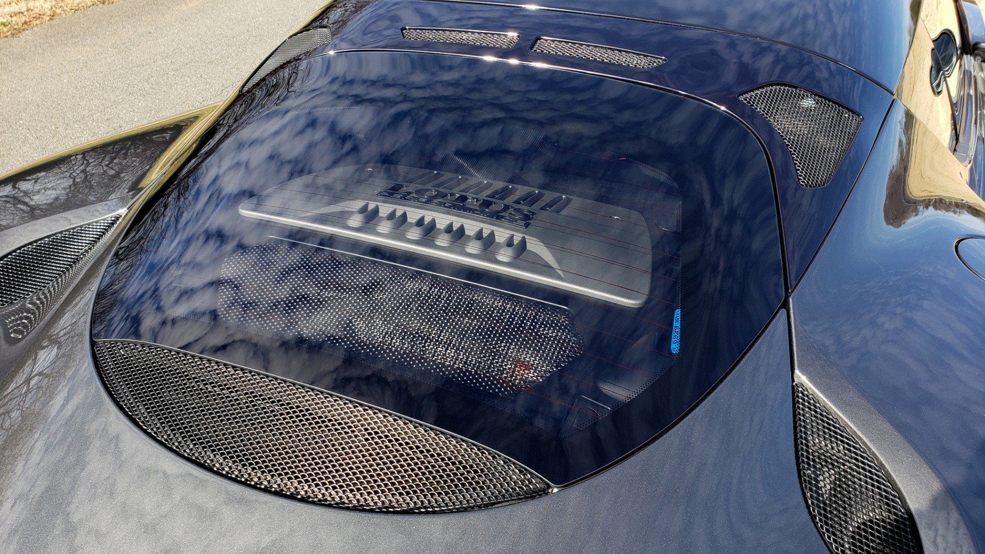 Used 2011 Lotus EVORA S 2+2 / 3.5L V6 / 6-SPD MANUAL / PIONEER / REARVIEW / LOW MILES for sale Sold at Formula Imports in Charlotte NC 28227 12