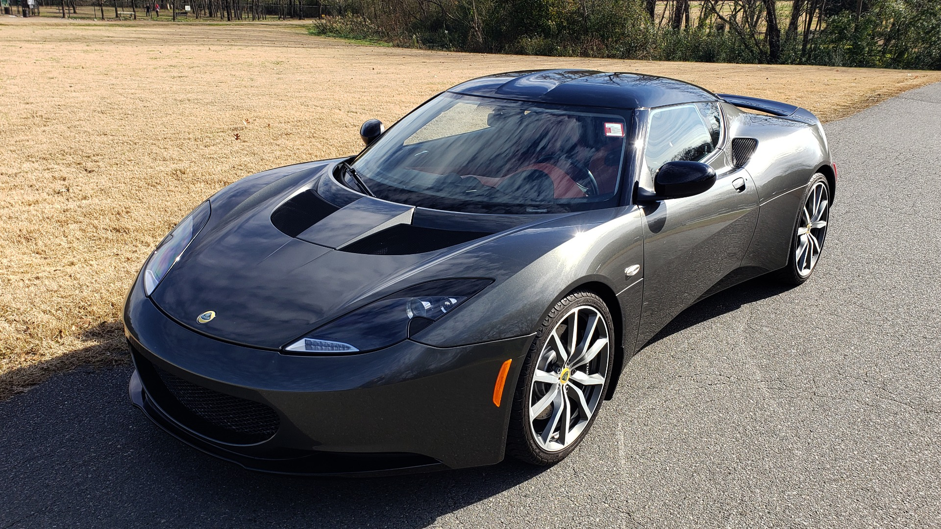 Used 2011 Lotus EVORA S 2+2 / 3.5L V6 / 6-SPD MANUAL / PIONEER / REARVIEW / LOW MILES for sale Sold at Formula Imports in Charlotte NC 28227 2
