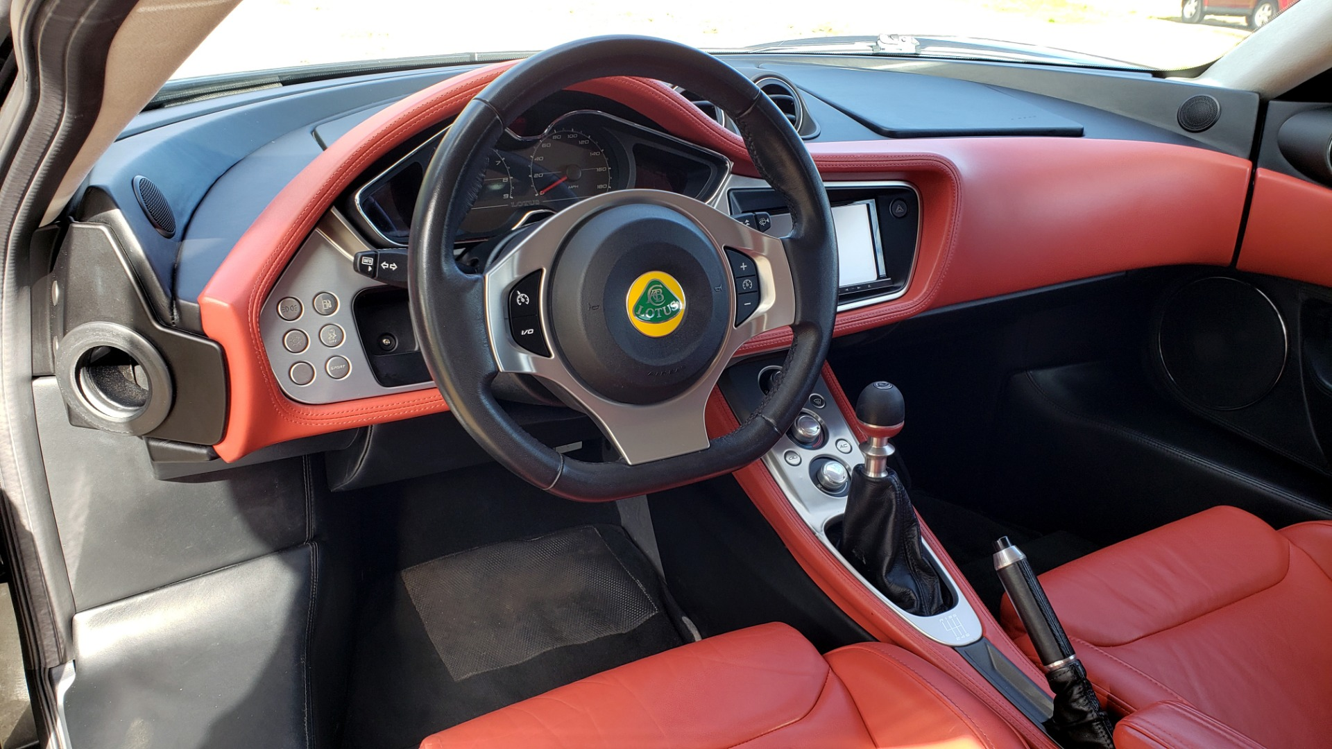 Used 2011 Lotus EVORA S 2+2 / 3.5L V6 / 6-SPD MANUAL / PIONEER / REARVIEW / LOW MILES for sale Sold at Formula Imports in Charlotte NC 28227 22