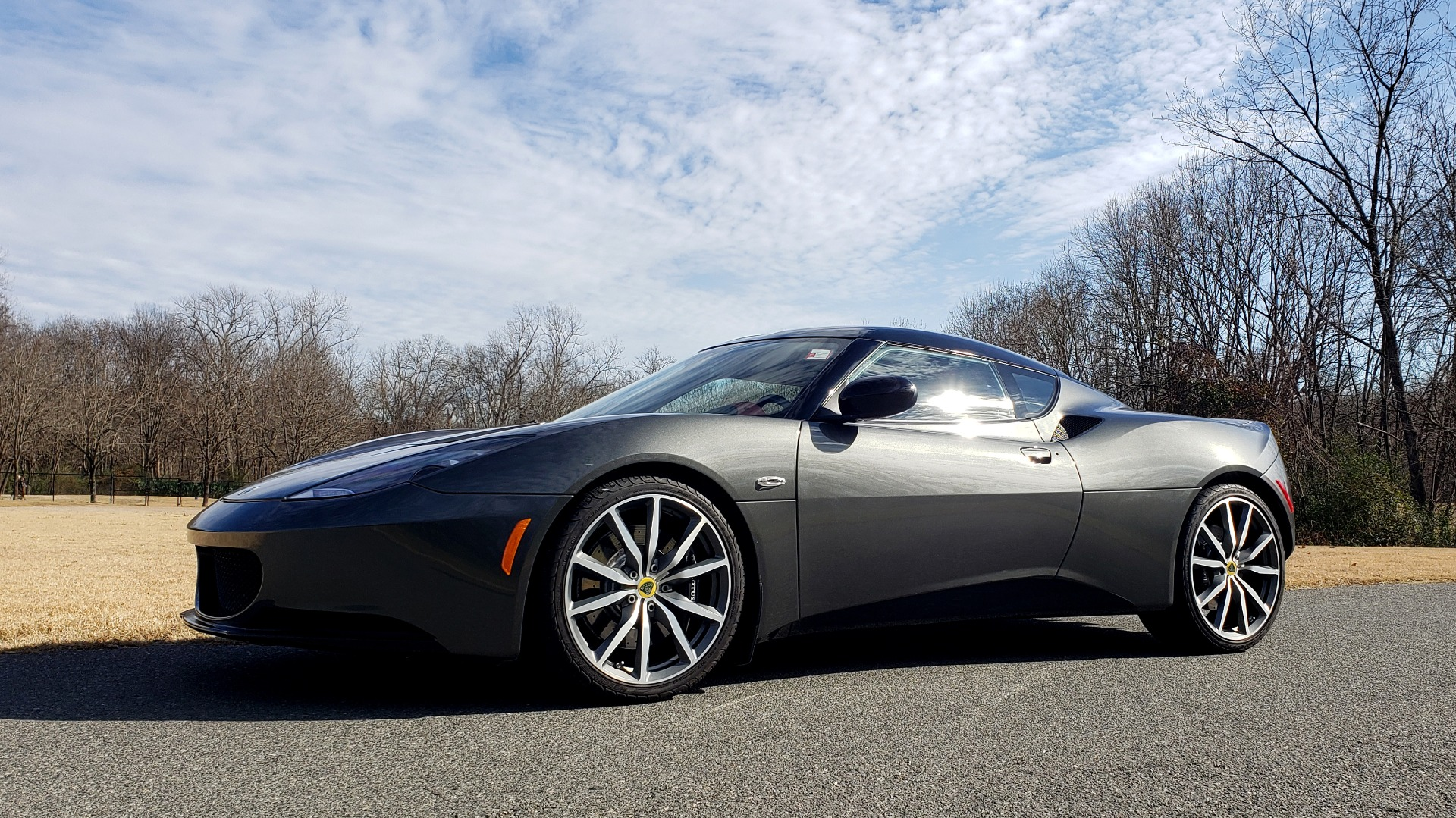 Used 2011 Lotus EVORA S 2+2 / 3.5L V6 / 6-SPD MANUAL / PIONEER / REARVIEW / LOW MILES for sale Sold at Formula Imports in Charlotte NC 28227 3