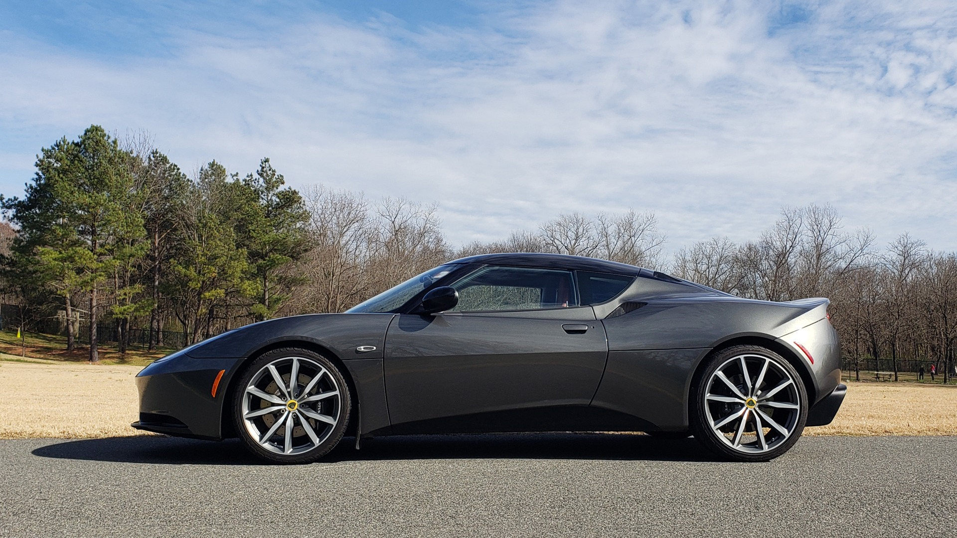 Used 2011 Lotus EVORA S 2+2 / 3.5L V6 / 6-SPD MANUAL / PIONEER / REARVIEW / LOW MILES for sale Sold at Formula Imports in Charlotte NC 28227 4