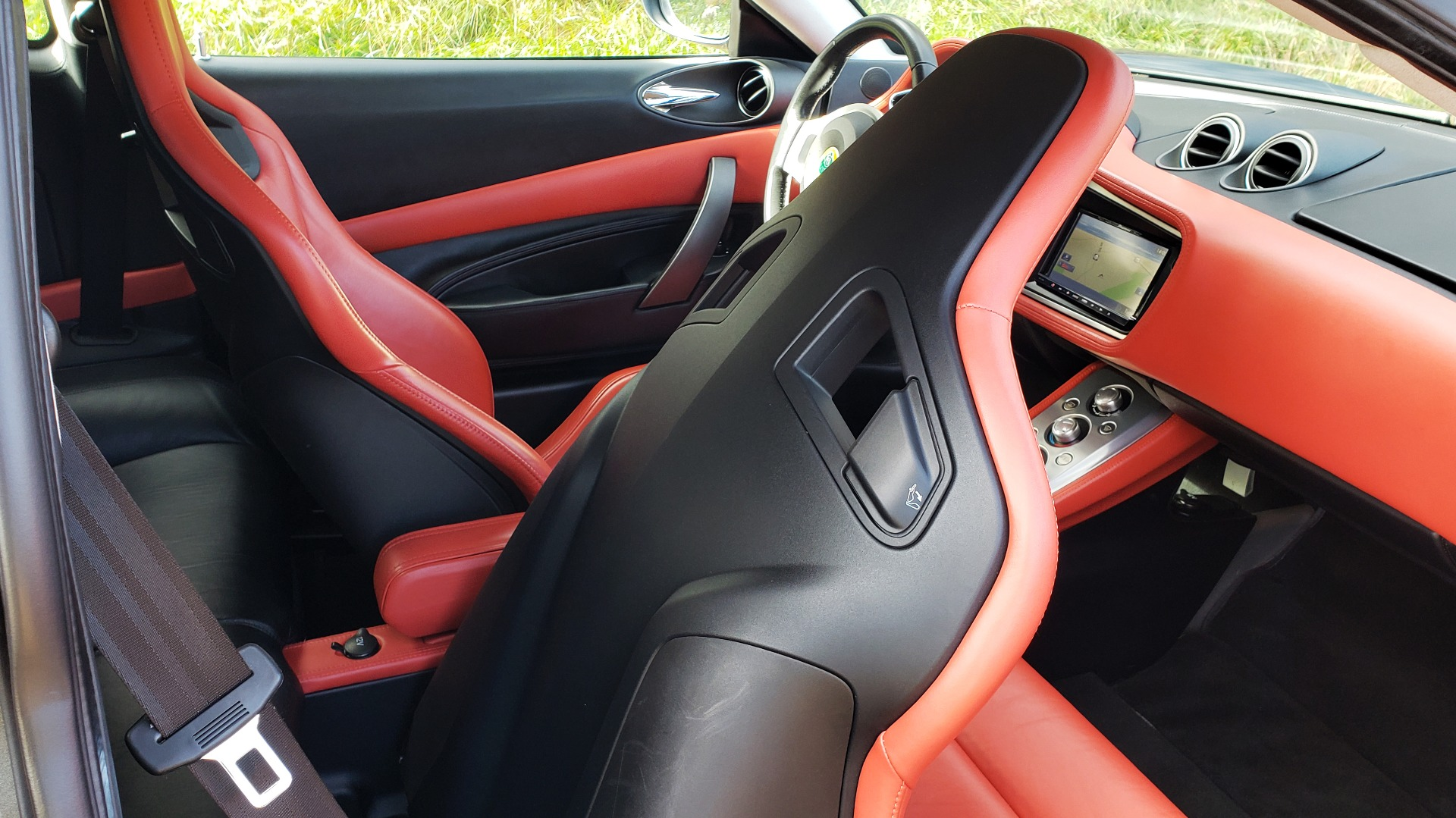 Used 2011 Lotus EVORA S 2+2 / 3.5L V6 / 6-SPD MANUAL / PIONEER / REARVIEW / LOW MILES for sale Sold at Formula Imports in Charlotte NC 28227 51