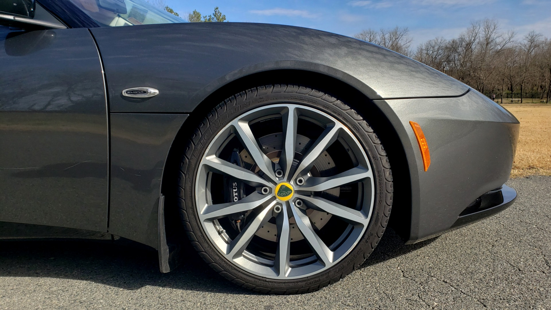 Used 2011 Lotus EVORA S 2+2 / 3.5L V6 / 6-SPD MANUAL / PIONEER / REARVIEW / LOW MILES for sale Sold at Formula Imports in Charlotte NC 28227 68