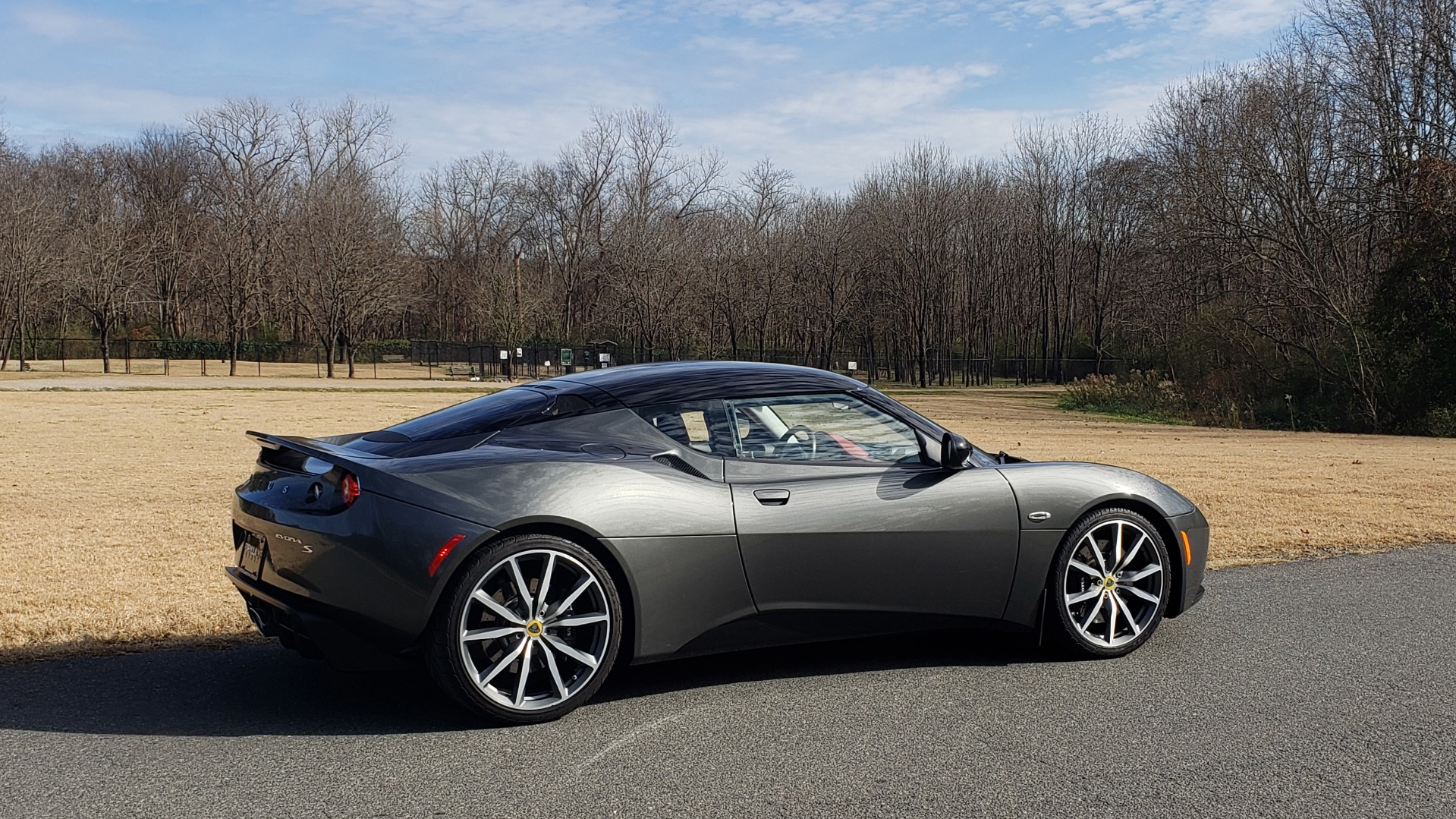 Used 2011 Lotus EVORA S 2+2 / 3.5L V6 / 6-SPD MANUAL / PIONEER / REARVIEW / LOW MILES for sale Sold at Formula Imports in Charlotte NC 28227 8