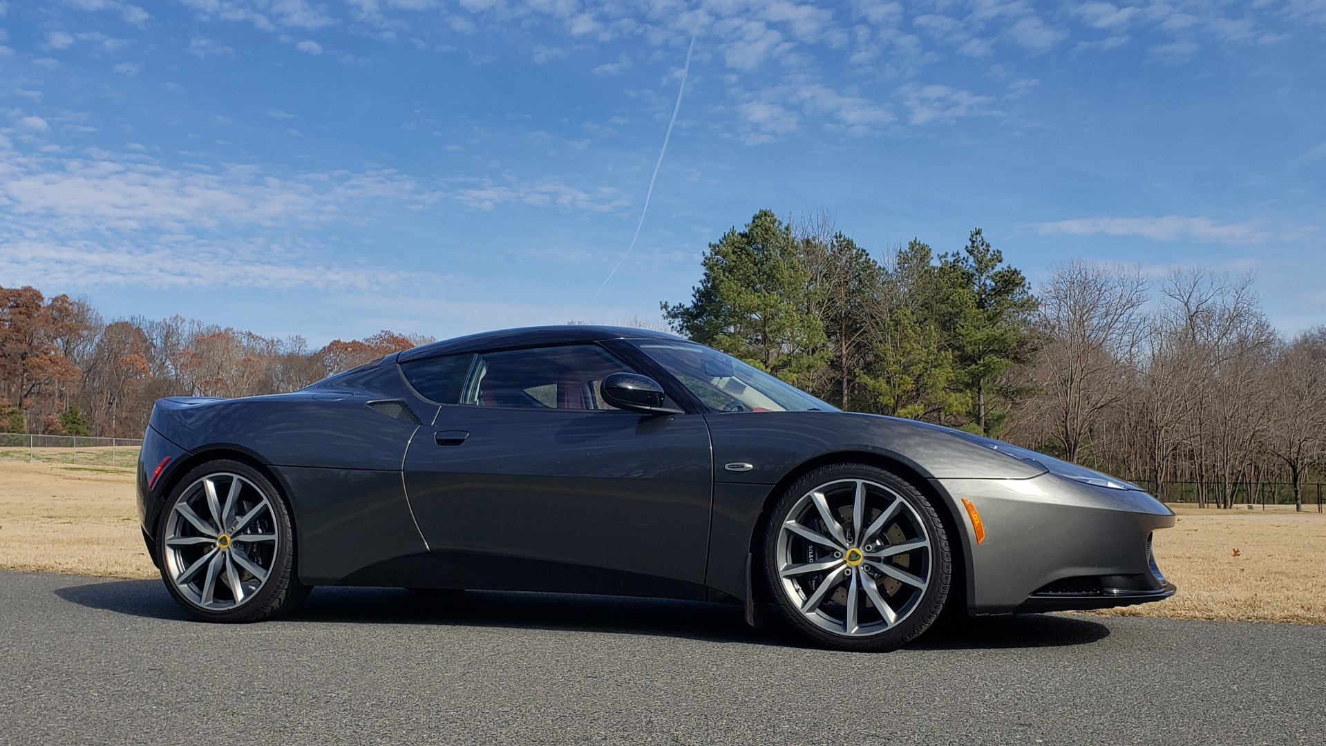 Used 2011 Lotus EVORA S 2+2 / 3.5L V6 / 6-SPD MANUAL / PIONEER / REARVIEW / LOW MILES for sale Sold at Formula Imports in Charlotte NC 28227 9