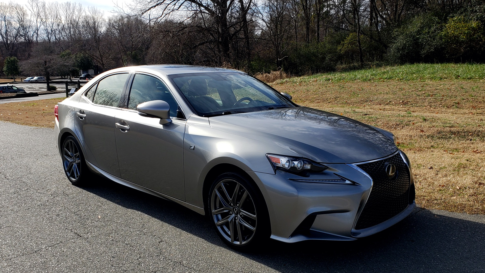 Used 2016 Lexus IS 200t F-SPORT / SUNROOF / NAV / BSM / DYNAMIC RADAR CRUISE for sale Sold at Formula Imports in Charlotte NC 28227 11
