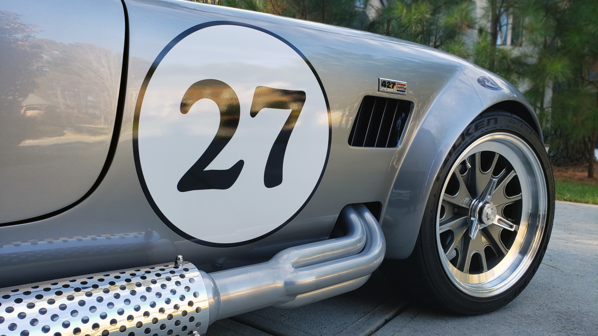 Used 1965 Ford COBRA 427 ROADSTER BY BRACKDRAFT RACING ROUSH 553HP V8 / TREMEC 6-SPD / PWR STRNG for sale $74,999 at Formula Imports in Charlotte NC 28227 15