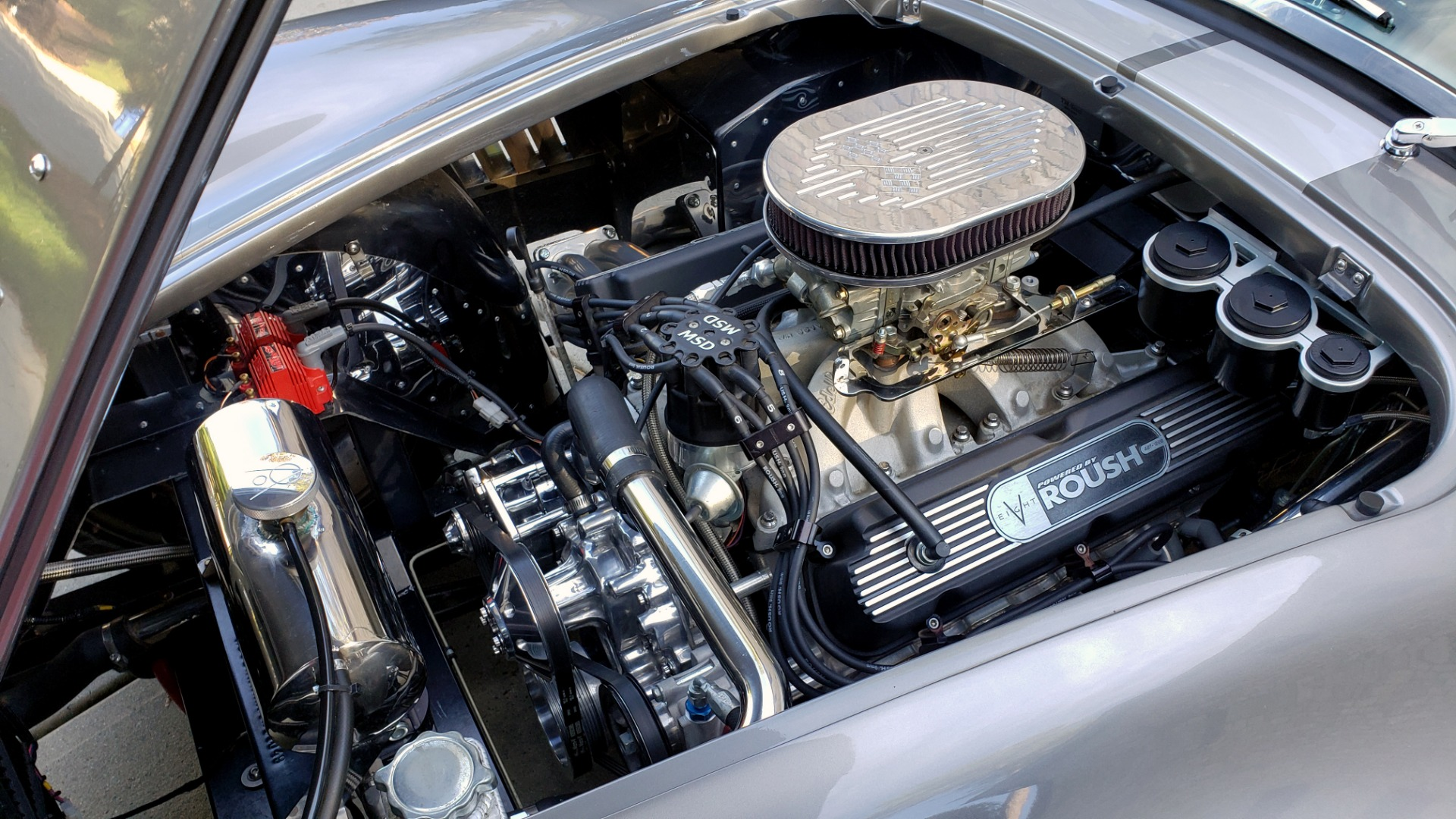 Used 1965 Ford COBRA 427 ROADSTER BY BRACKDRAFT RACING ROUSH 553HP V8 / TREMEC 6-SPD / PWR STRNG for sale $74,999 at Formula Imports in Charlotte NC 28227 38