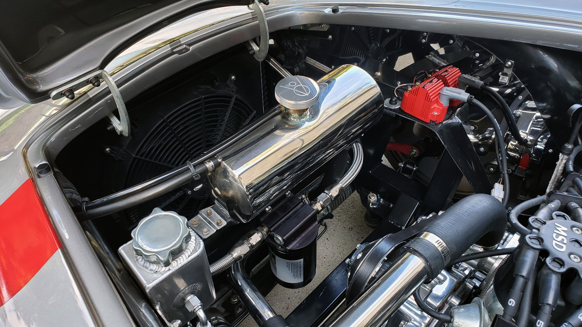 Used 1965 Ford COBRA 427 ROADSTER BY BRACKDRAFT RACING ROUSH 553HP V8 / TREMEC 6-SPD / PWR STRNG for sale $74,999 at Formula Imports in Charlotte NC 28227 44
