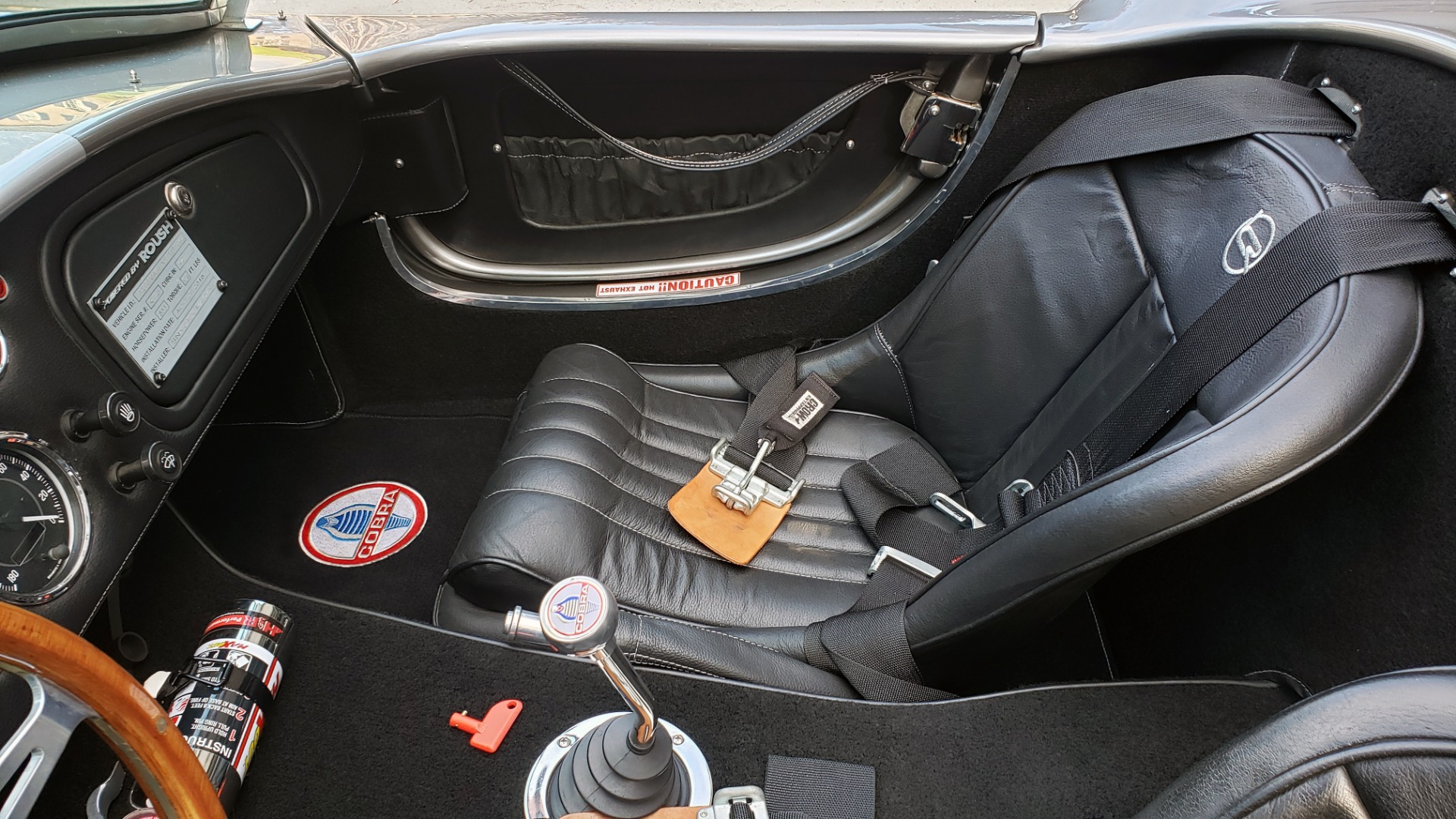 Used 1965 Ford COBRA 427 ROADSTER BY BRACKDRAFT RACING ROUSH 553HP V8 / TREMEC 6-SPD / PWR STRNG for sale $74,999 at Formula Imports in Charlotte NC 28227 65