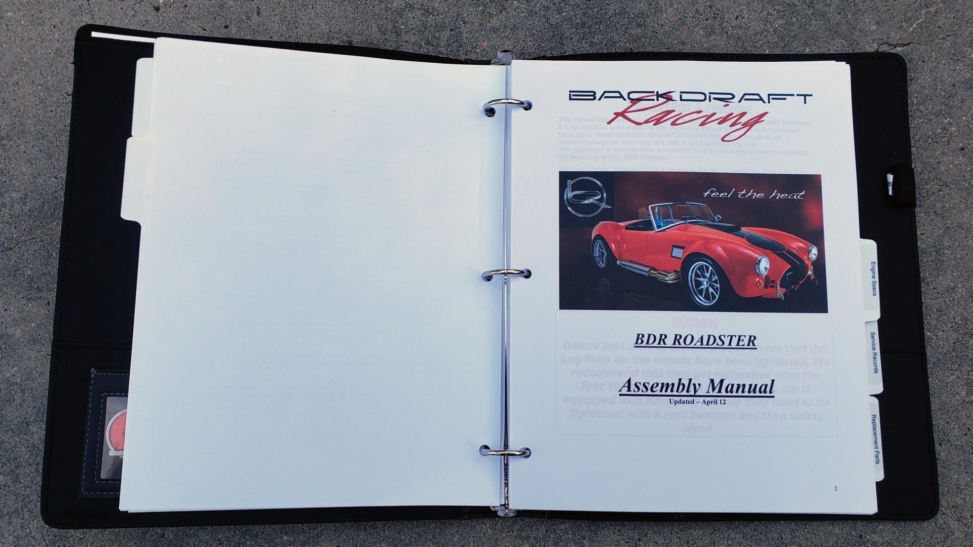 Used 1965 Ford COBRA 427 ROADSTER BY BRACKDRAFT RACING ROUSH 553HP V8 / TREMEC 6-SPD / PWR STRNG for sale $74,999 at Formula Imports in Charlotte NC 28227 77