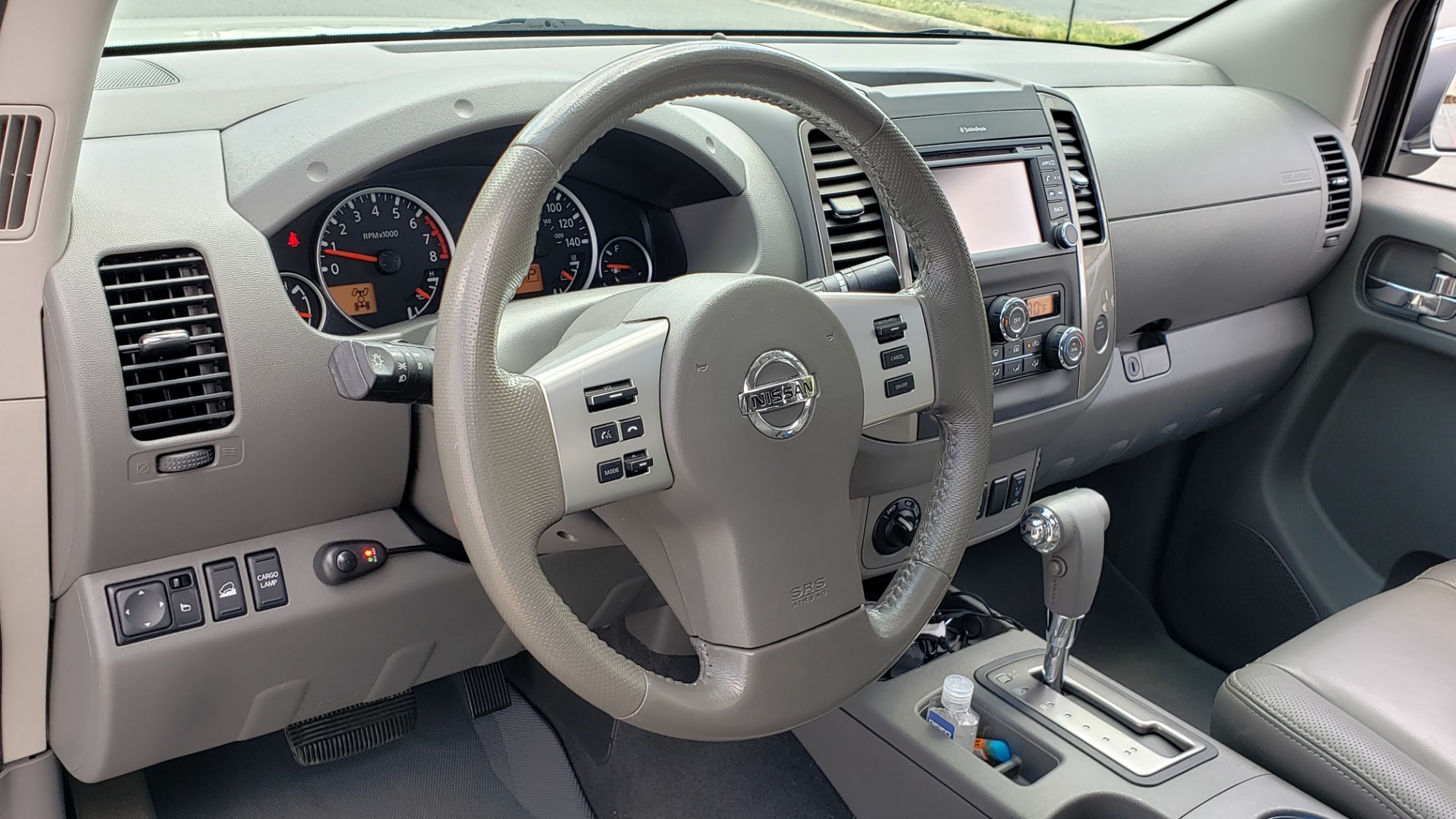Used 2019 Nissan FRONTIER SL CREW CAB / 4X4 / NAV / SUNROOF / ROCKFORD FOSGATE / LOADED for sale $31,495 at Formula Imports in Charlotte NC 28227 35