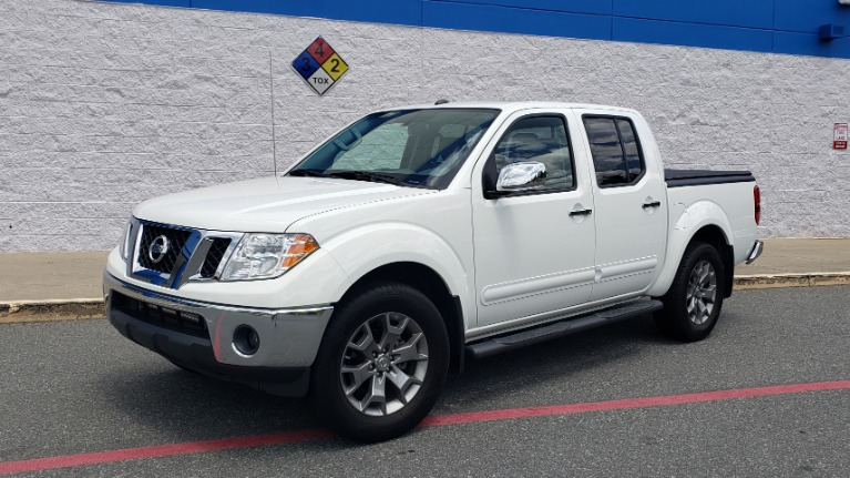 Used 2019 Nissan FRONTIER SL CREW CAB / 4X4 / NAV / SUNROOF / ROCKFORD FOSGATE / LOADED for sale $32,995 at Formula Imports in Charlotte NC