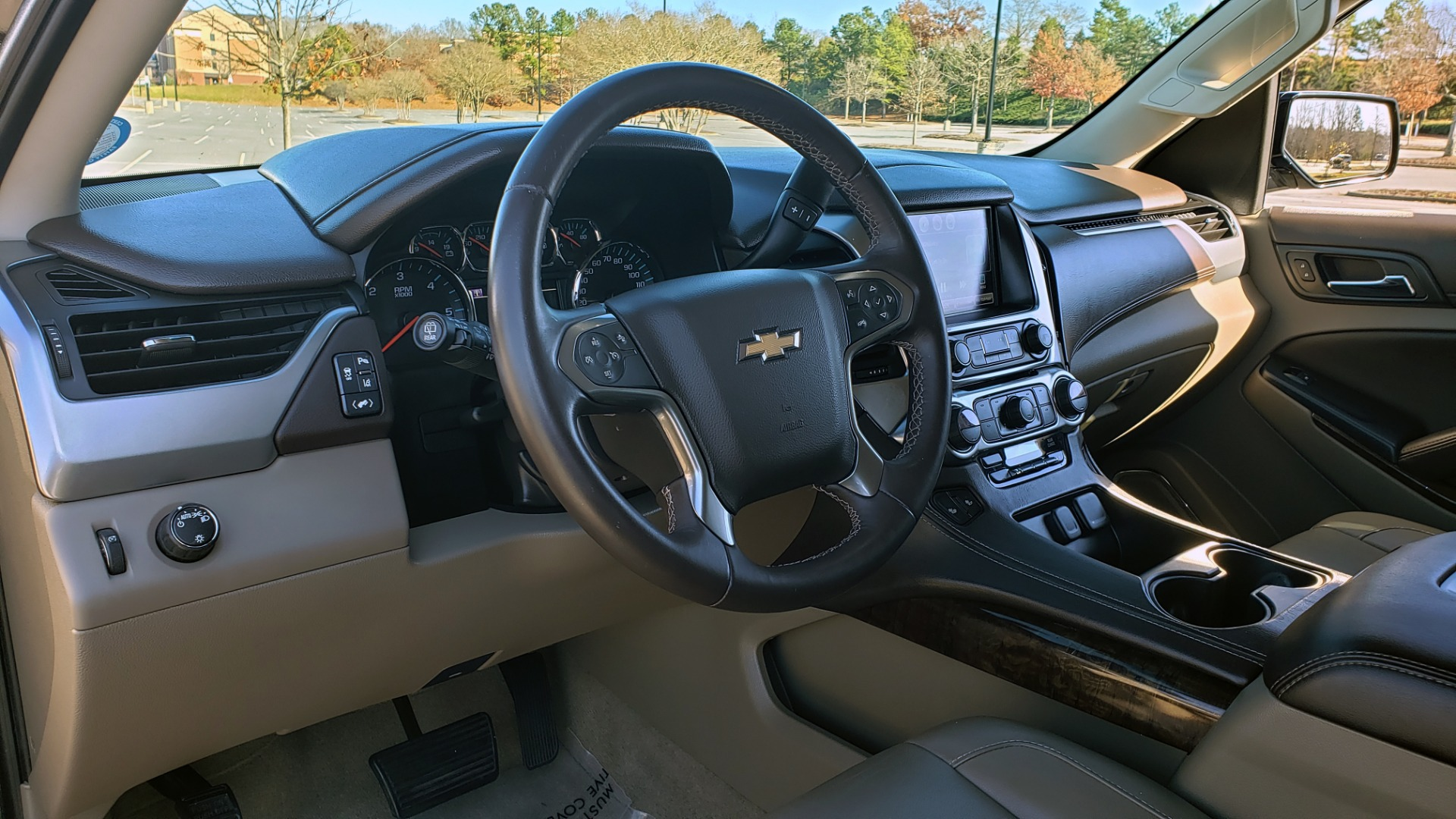Used 2015 Chevrolet SUBURBAN LT 2WD / NAV / LEATHER / BOSE / 3-ROW / REARVIEW for sale Sold at Formula Imports in Charlotte NC 28227 39