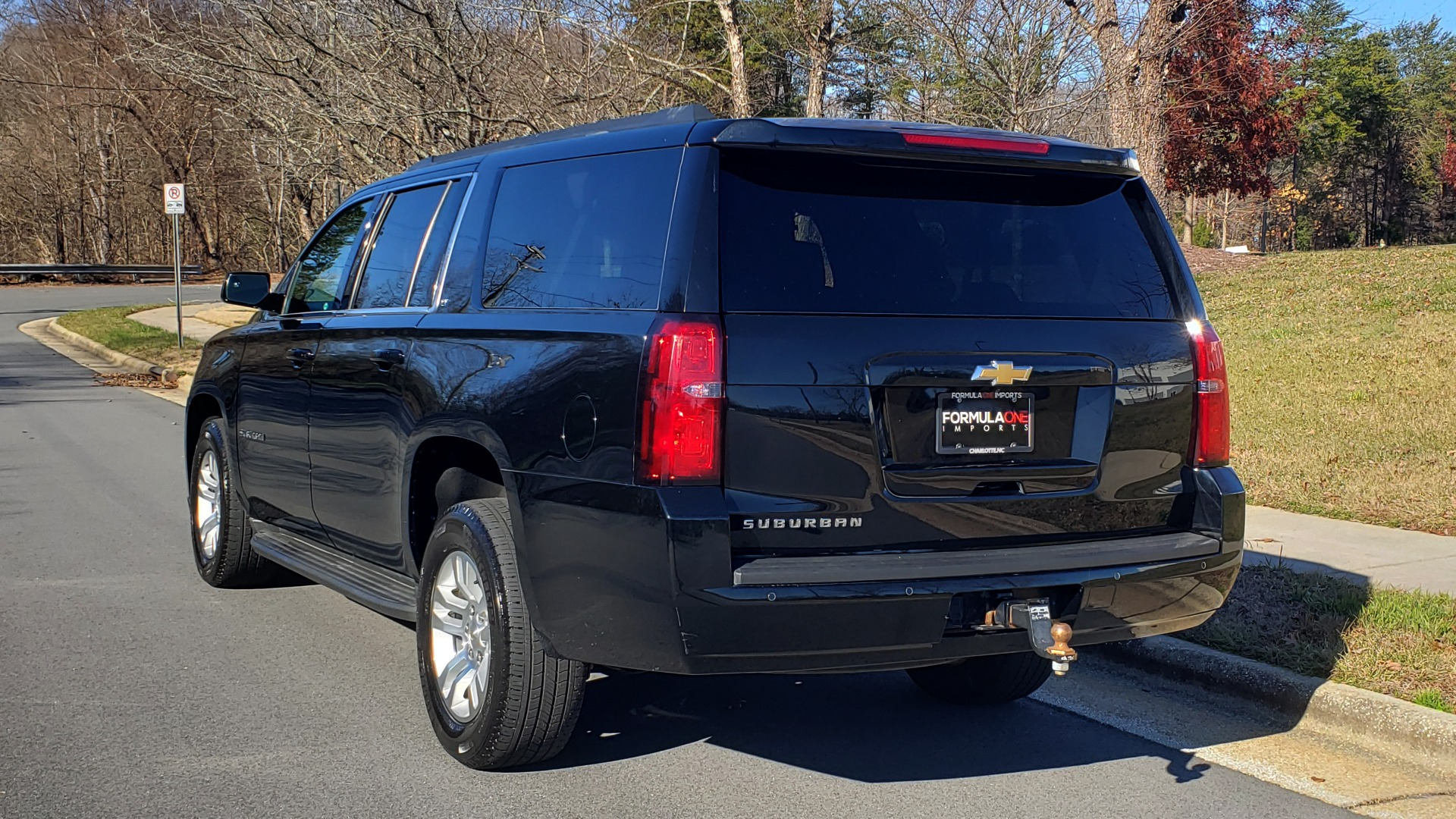 Used 2015 Chevrolet SUBURBAN LT 2WD / NAV / LEATHER / BOSE / 3-ROW / REARVIEW for sale Sold at Formula Imports in Charlotte NC 28227 4