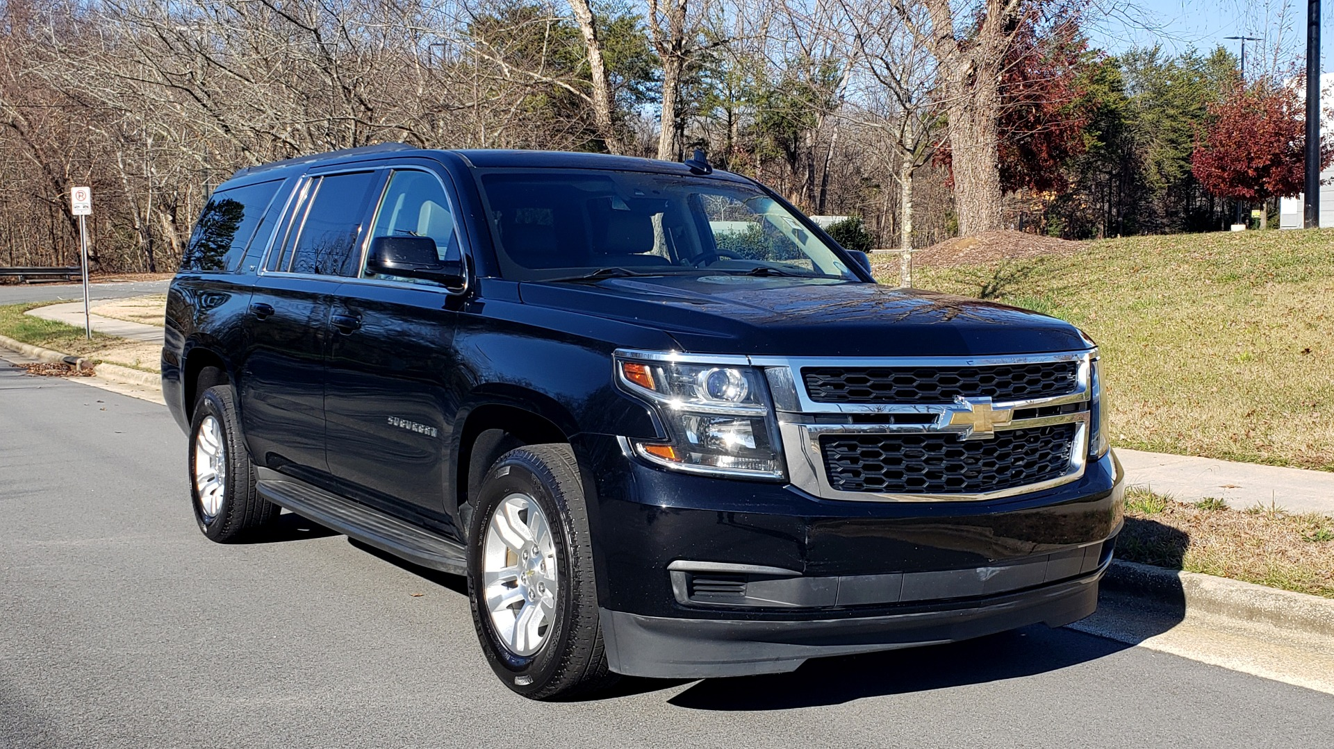 Used 2015 Chevrolet SUBURBAN LT 2WD / NAV / LEATHER / BOSE / 3-ROW / REARVIEW for sale Sold at Formula Imports in Charlotte NC 28227 5