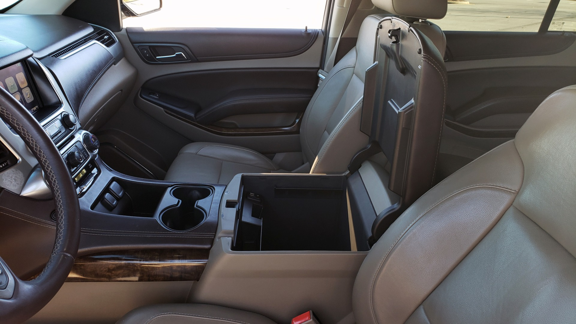 Used 2015 Chevrolet SUBURBAN LT 2WD / NAV / LEATHER / BOSE / 3-ROW / REARVIEW for sale Sold at Formula Imports in Charlotte NC 28227 60