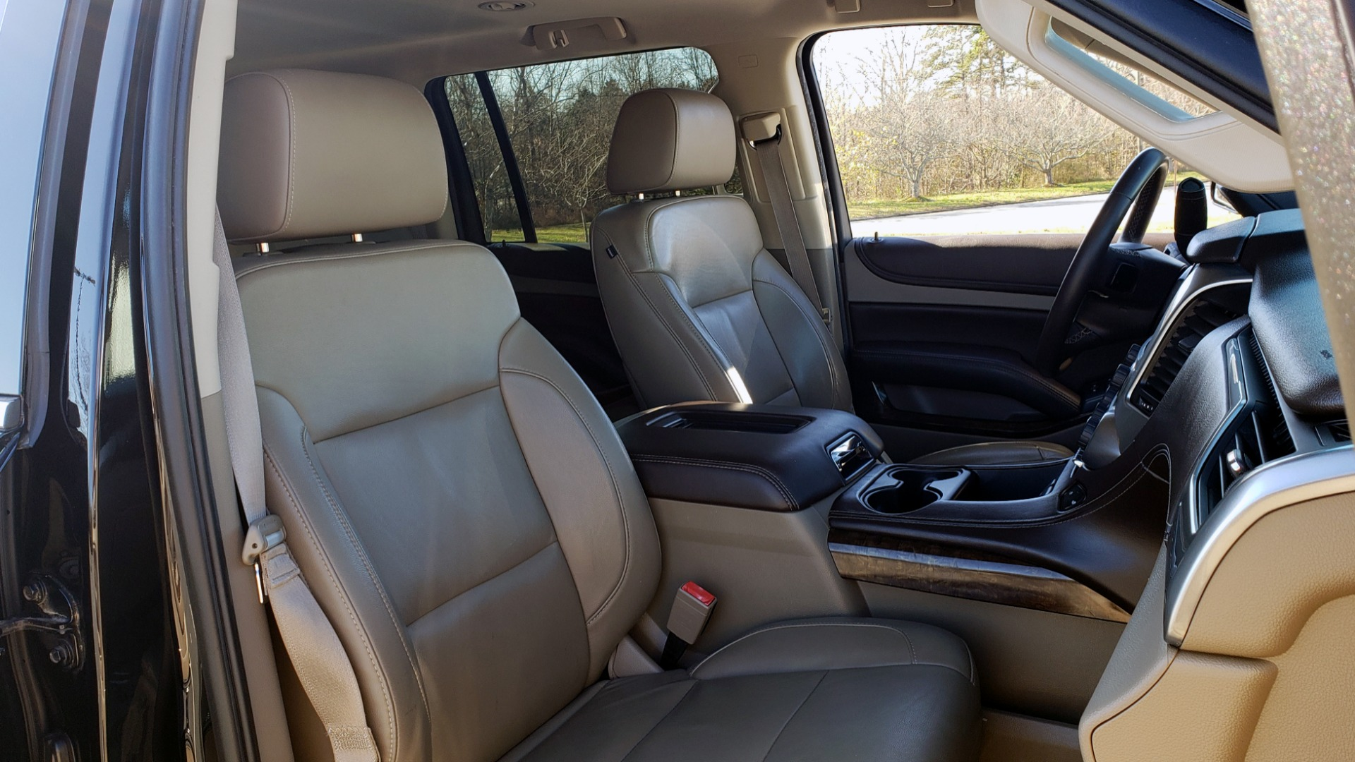 Used 2015 Chevrolet SUBURBAN LT 2WD / NAV / LEATHER / BOSE / 3-ROW / REARVIEW for sale Sold at Formula Imports in Charlotte NC 28227 72