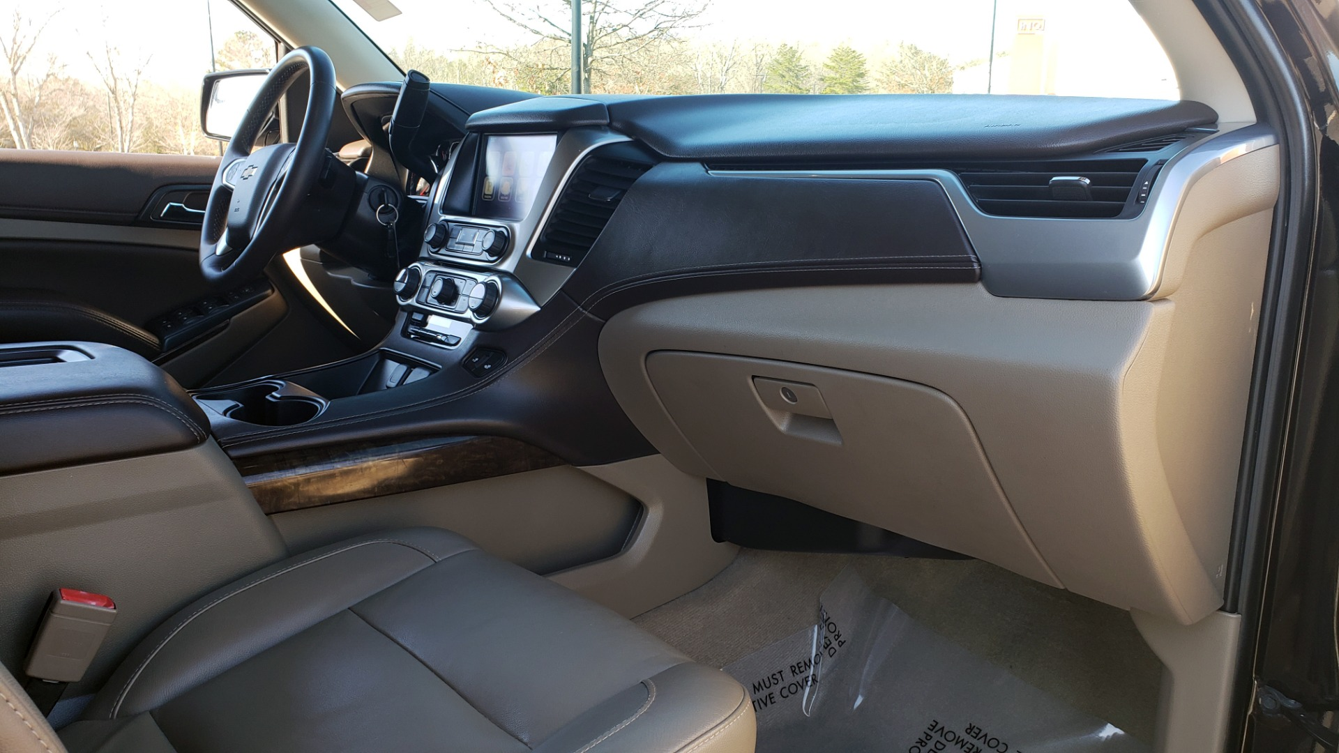 Used 2015 Chevrolet SUBURBAN LT 2WD / NAV / LEATHER / BOSE / 3-ROW / REARVIEW for sale Sold at Formula Imports in Charlotte NC 28227 73