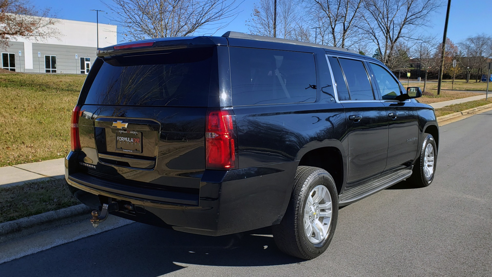 Used 2015 Chevrolet SUBURBAN LT 2WD / NAV / LEATHER / BOSE / 3-ROW / REARVIEW for sale Sold at Formula Imports in Charlotte NC 28227 8
